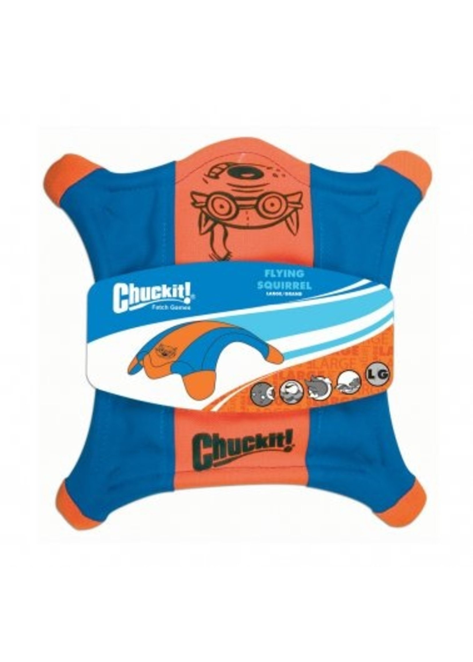 Chuckit!® Chuckit! Flying Squirrel Large