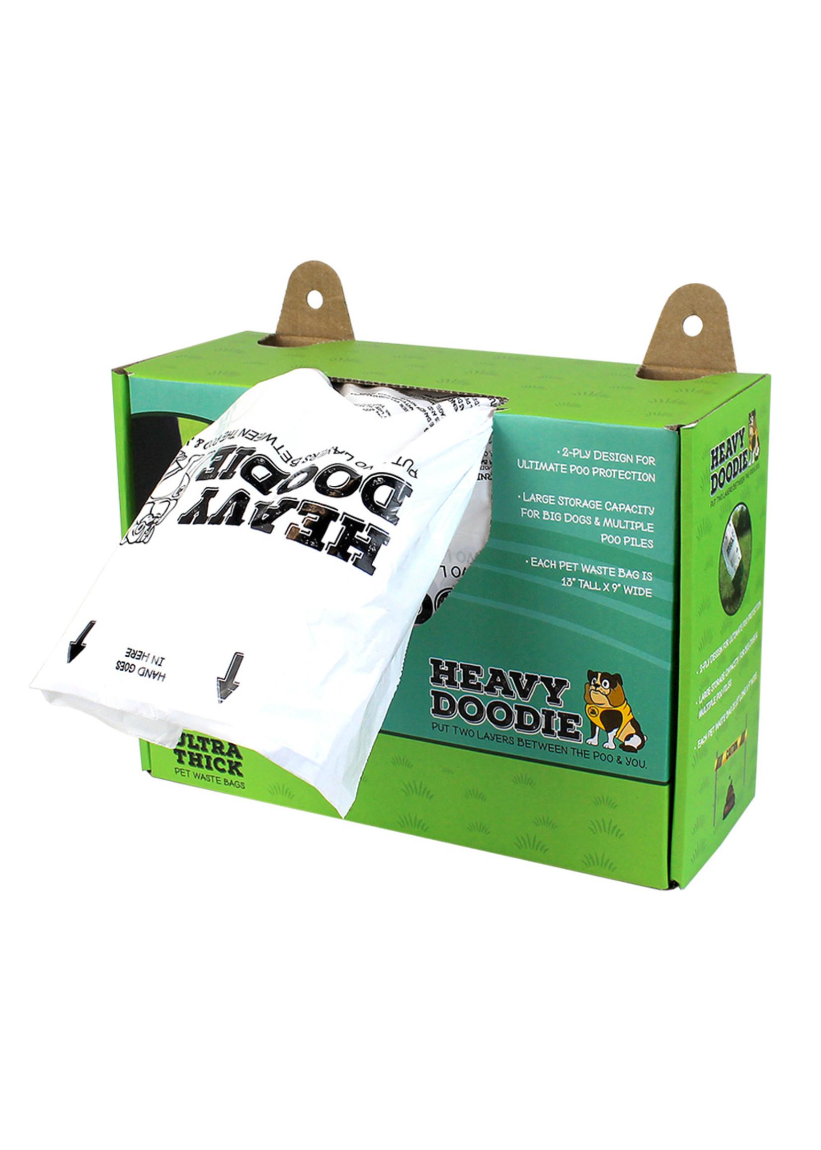 Alcott Heavy Doodie 2 Ply Waste Bag 200 count