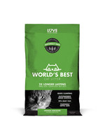 World's Best Cat Litter World's Best Cat Litter Original Unscented 14lb Bag
