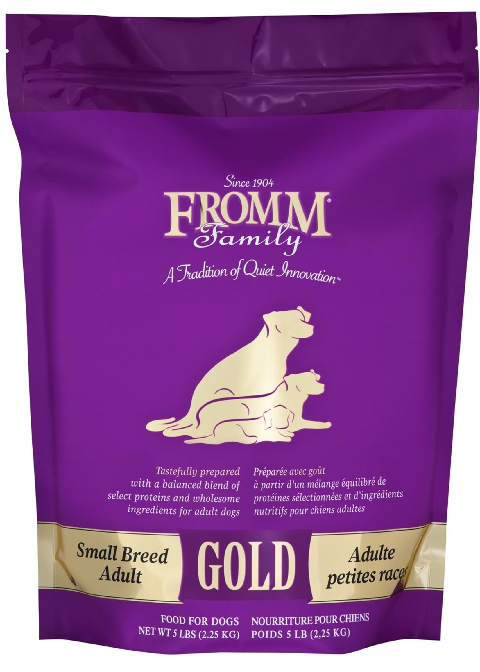 Fromm Fromm Small Breed Adult Gold Dog Food 5 lb