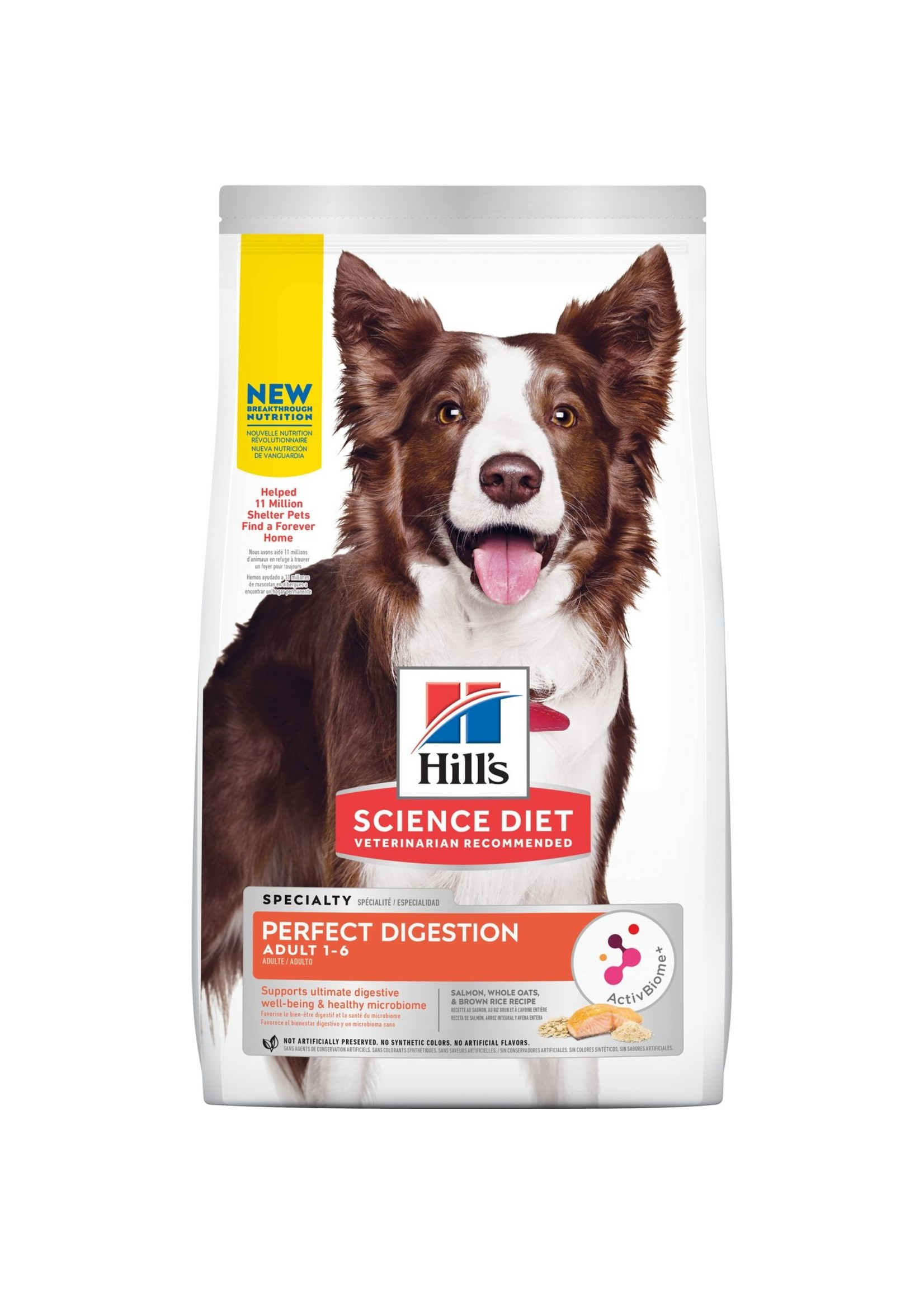 Hill's Science Diet Hill's Science Diet Perfect Digestion