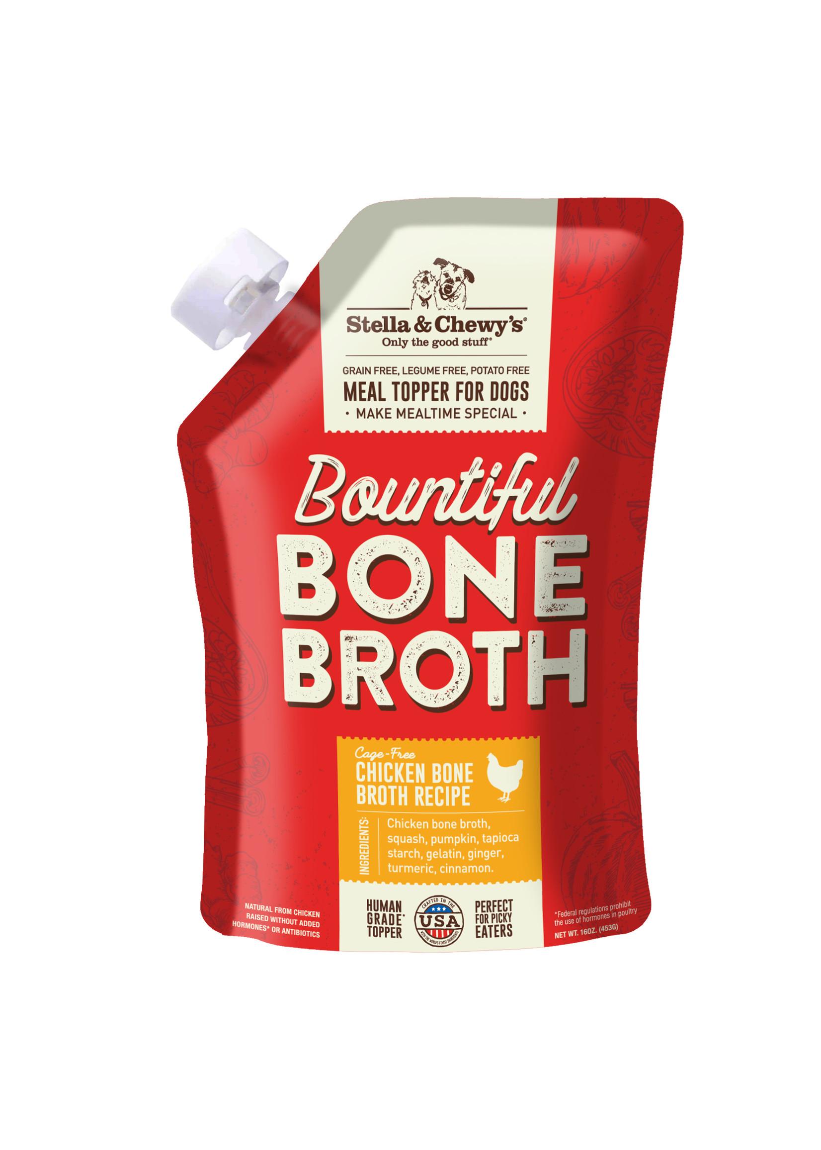 Stella & Chewy's Stella & Chewy's Bountiful Bone Broth, 16oz