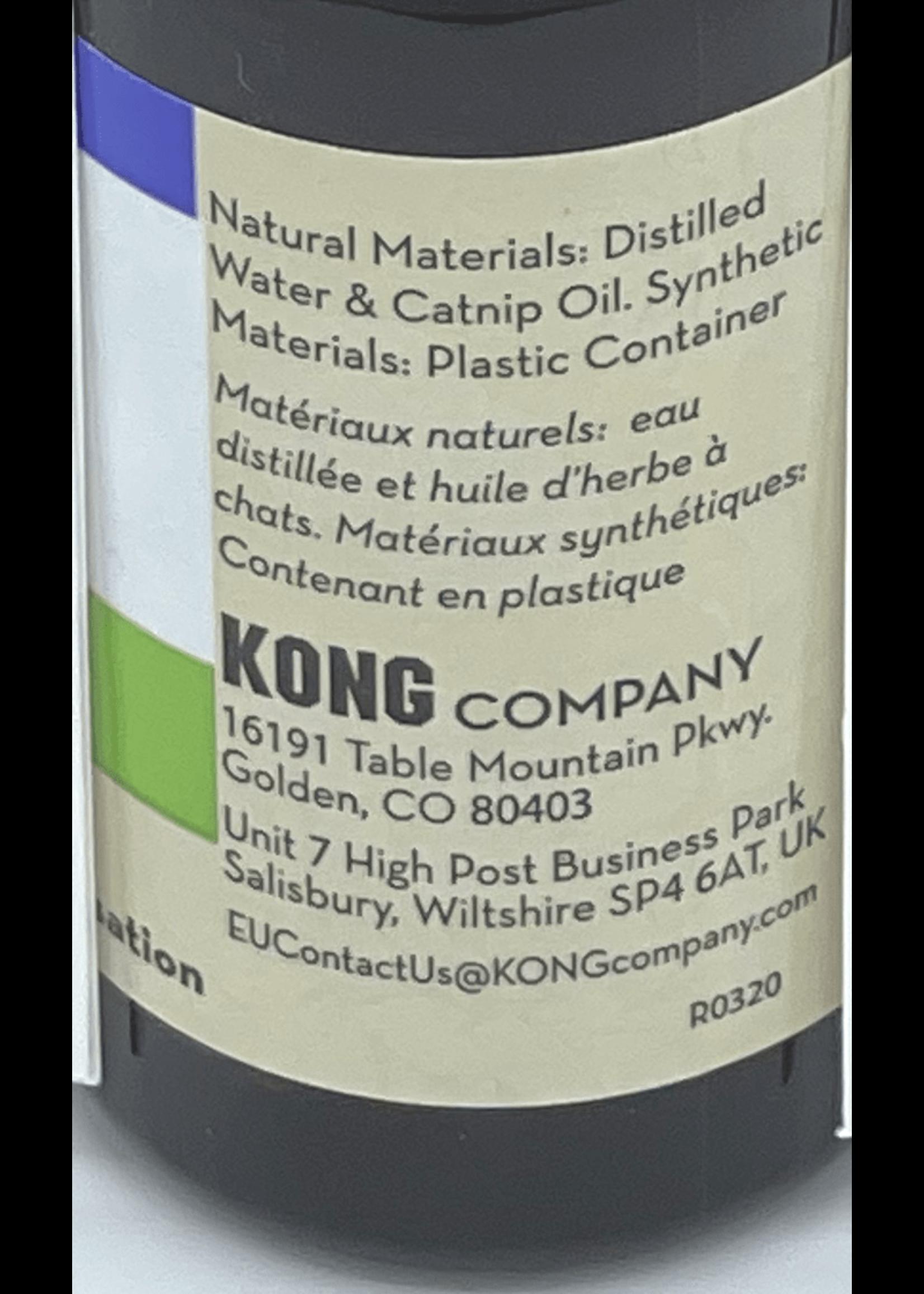 Kong Kong Naturals Catnip Spray 1oz