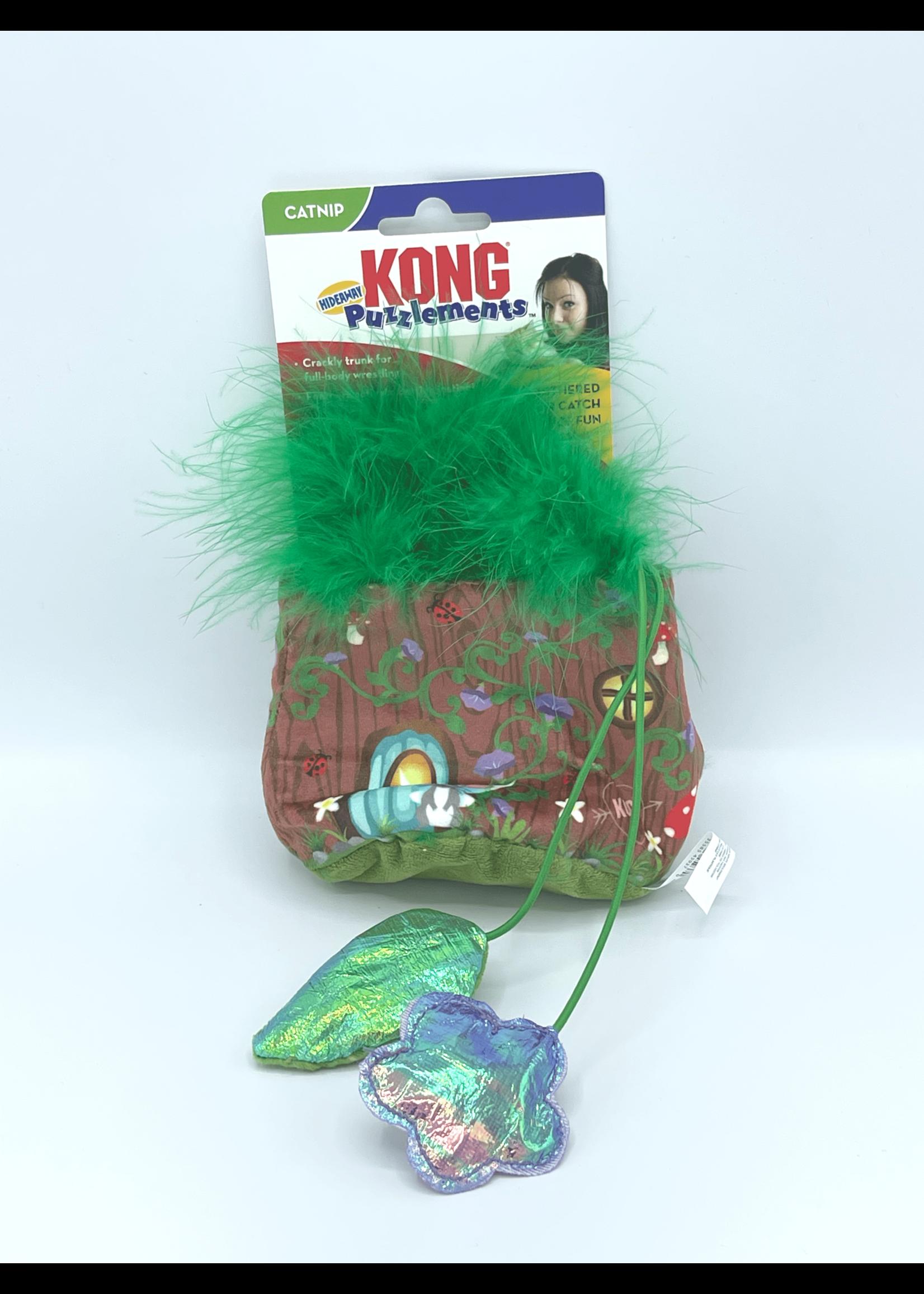 Kong Cat Puzzlements Hideaway