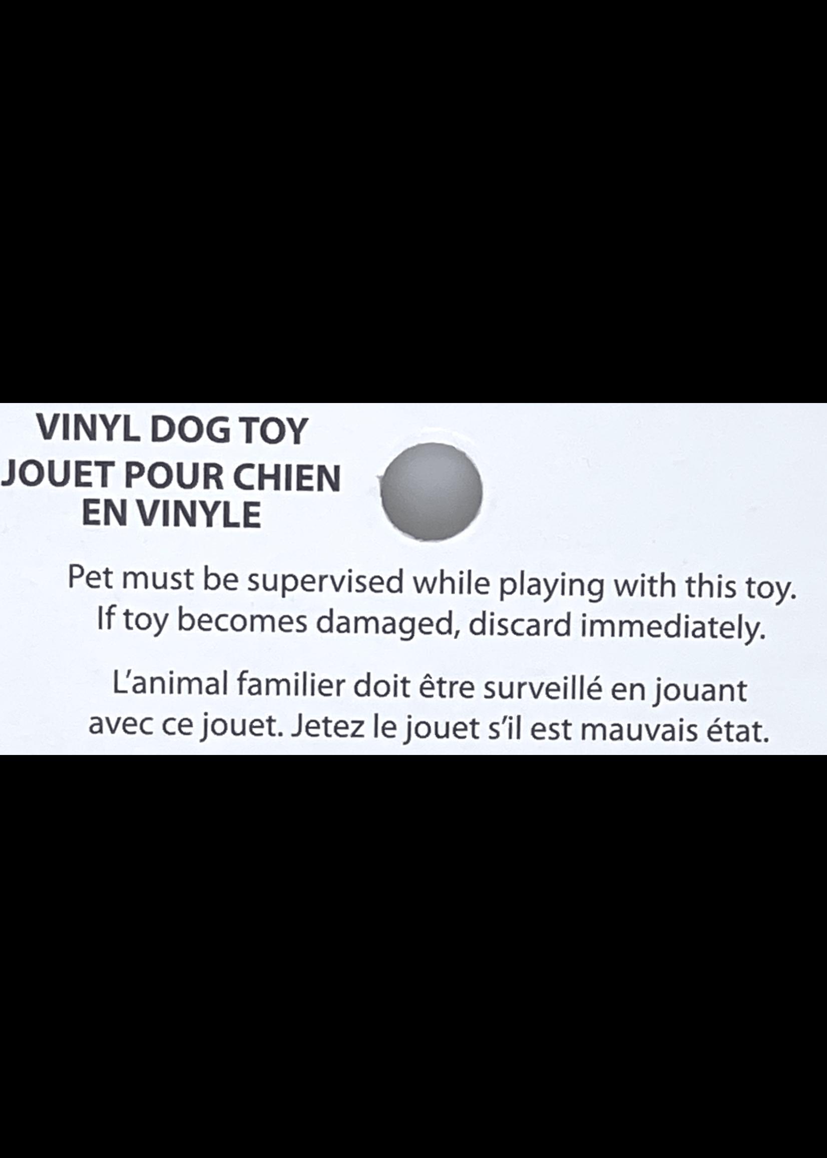 Coastal Pet Products Vinyl Football Dog Toy