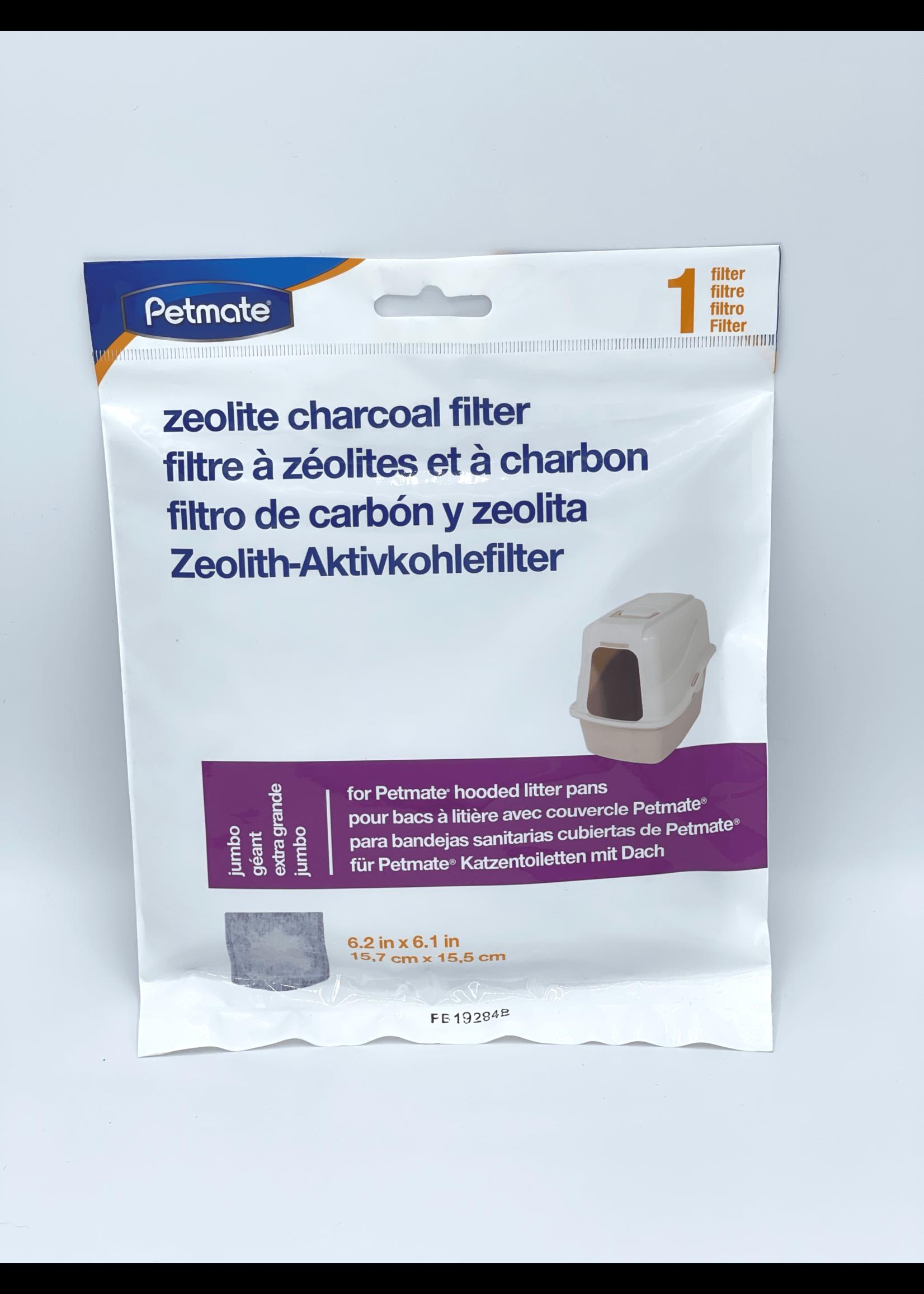 Petmate Petmate Cat Zeolite Litter Pan Filters