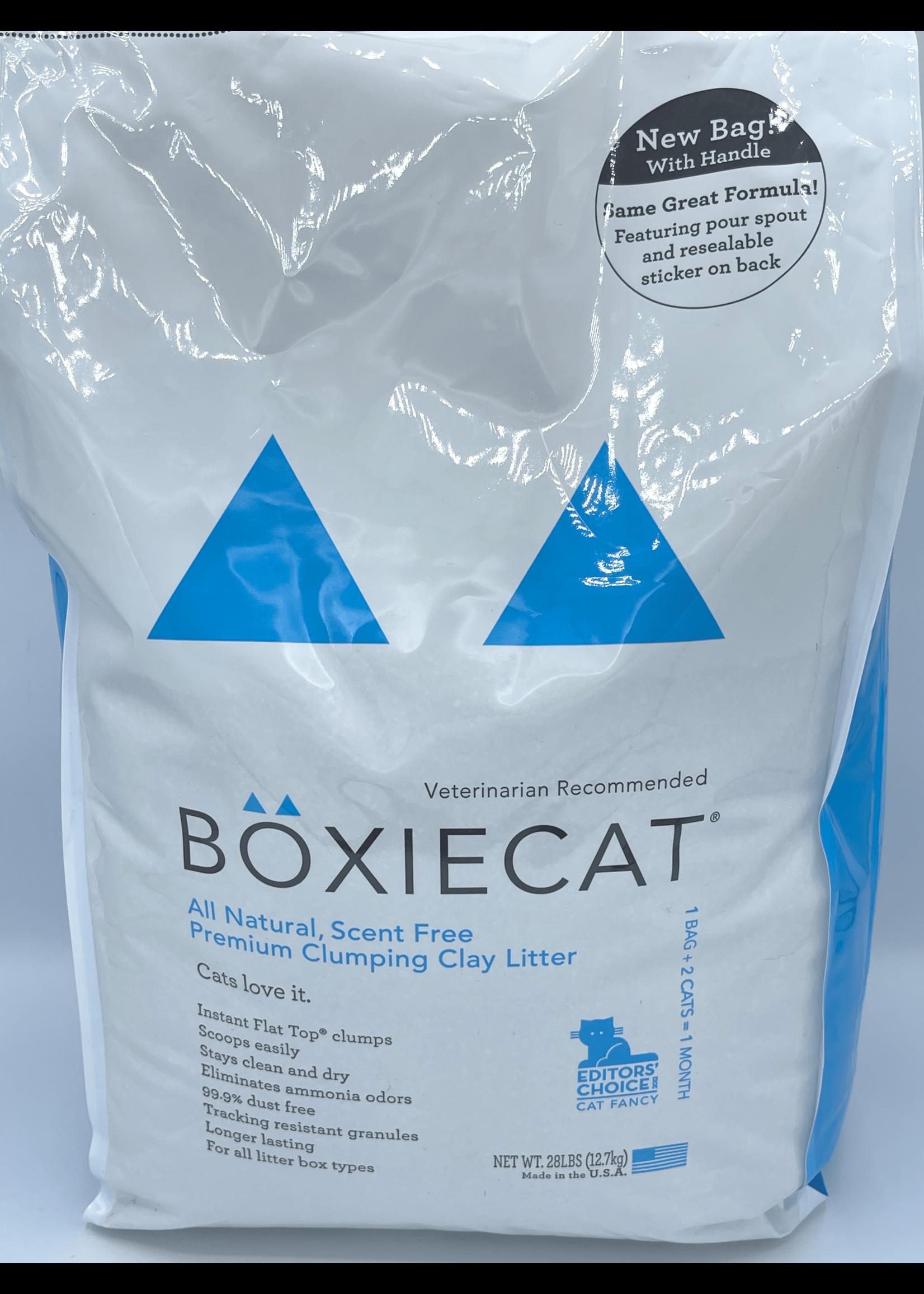 Boxie Cat Boxie Cat Scent Free Premium Litter 28lb