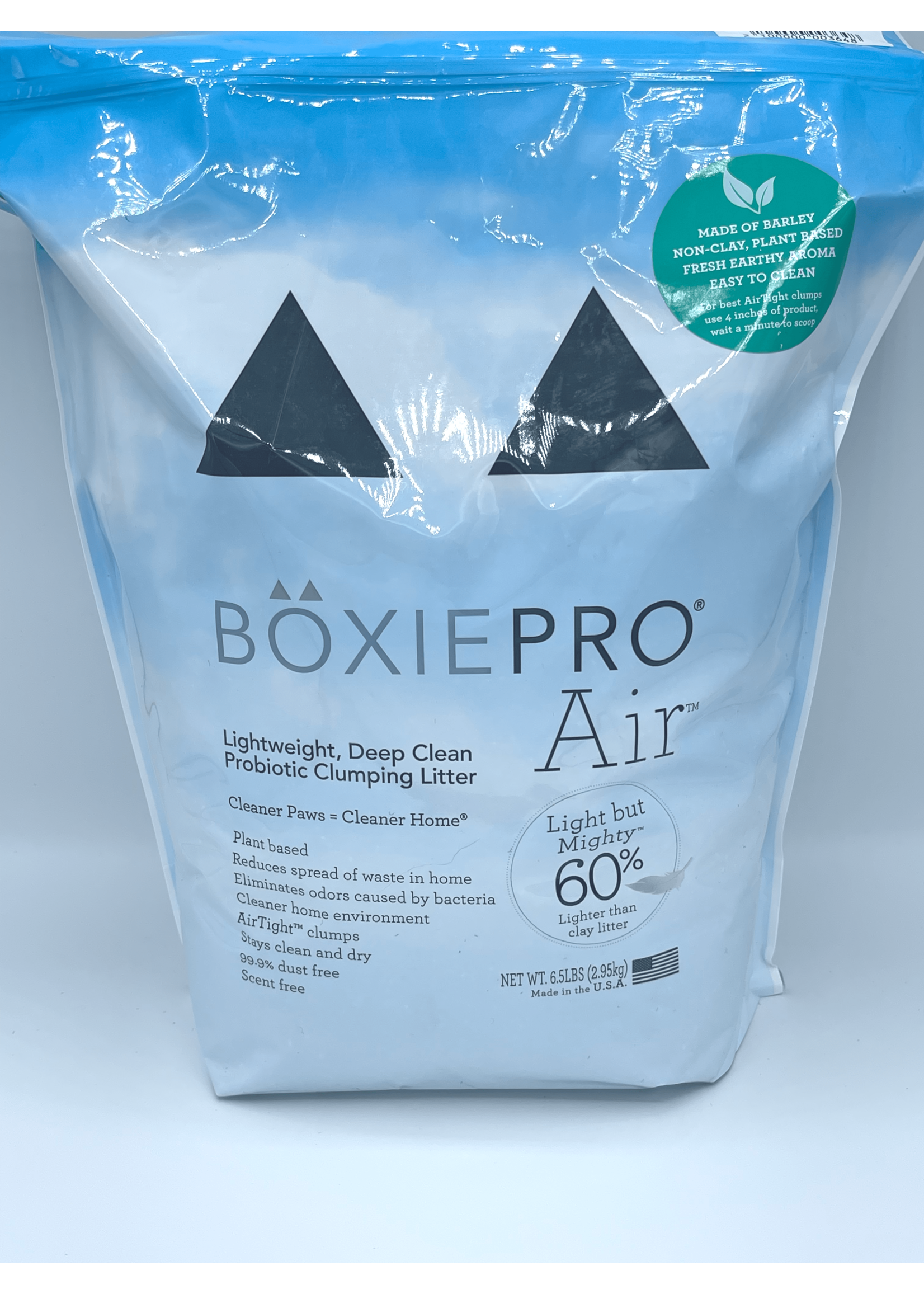 Boxie Cat Boxie Cat Air Pro Light Weight Cat Litter 6.5lb