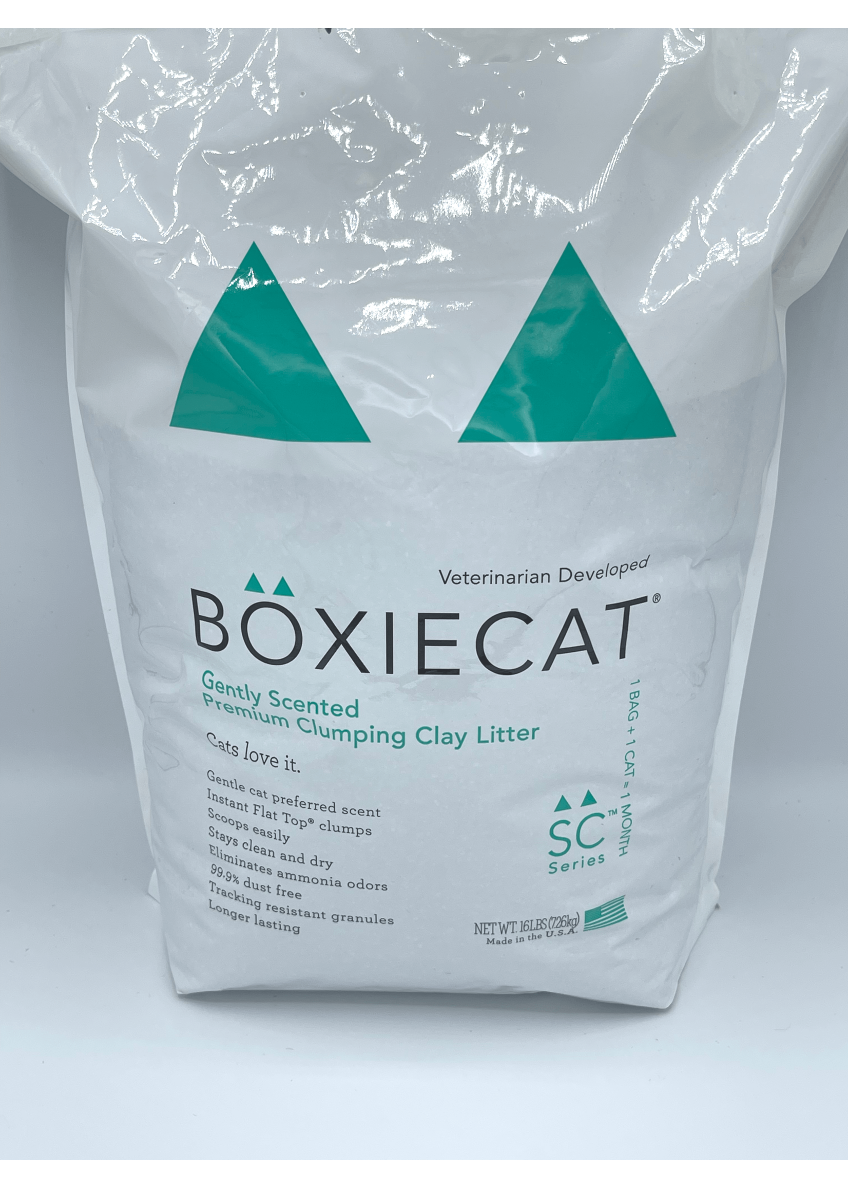 Boxie Cat Boxiecat Gently Scented Premium Clumping Litter