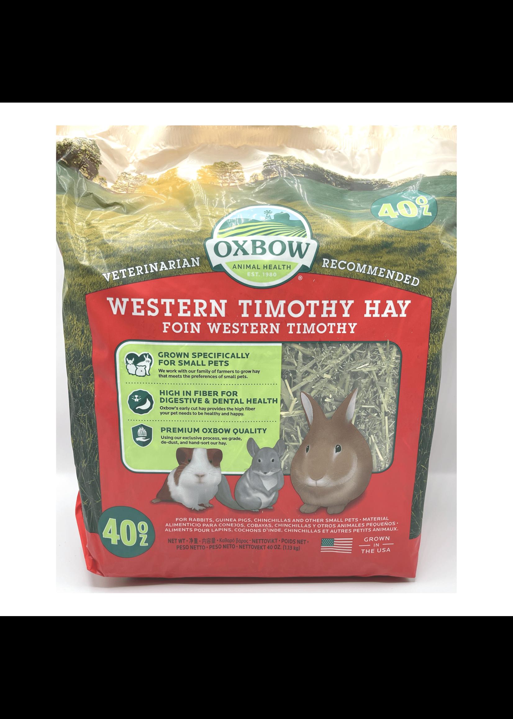 Oxbow Oxbow Western Timothy Hay, 40oz
