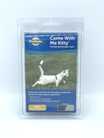 Pet Safe Come With Me Kitty Cat Harness & Bungee Leash