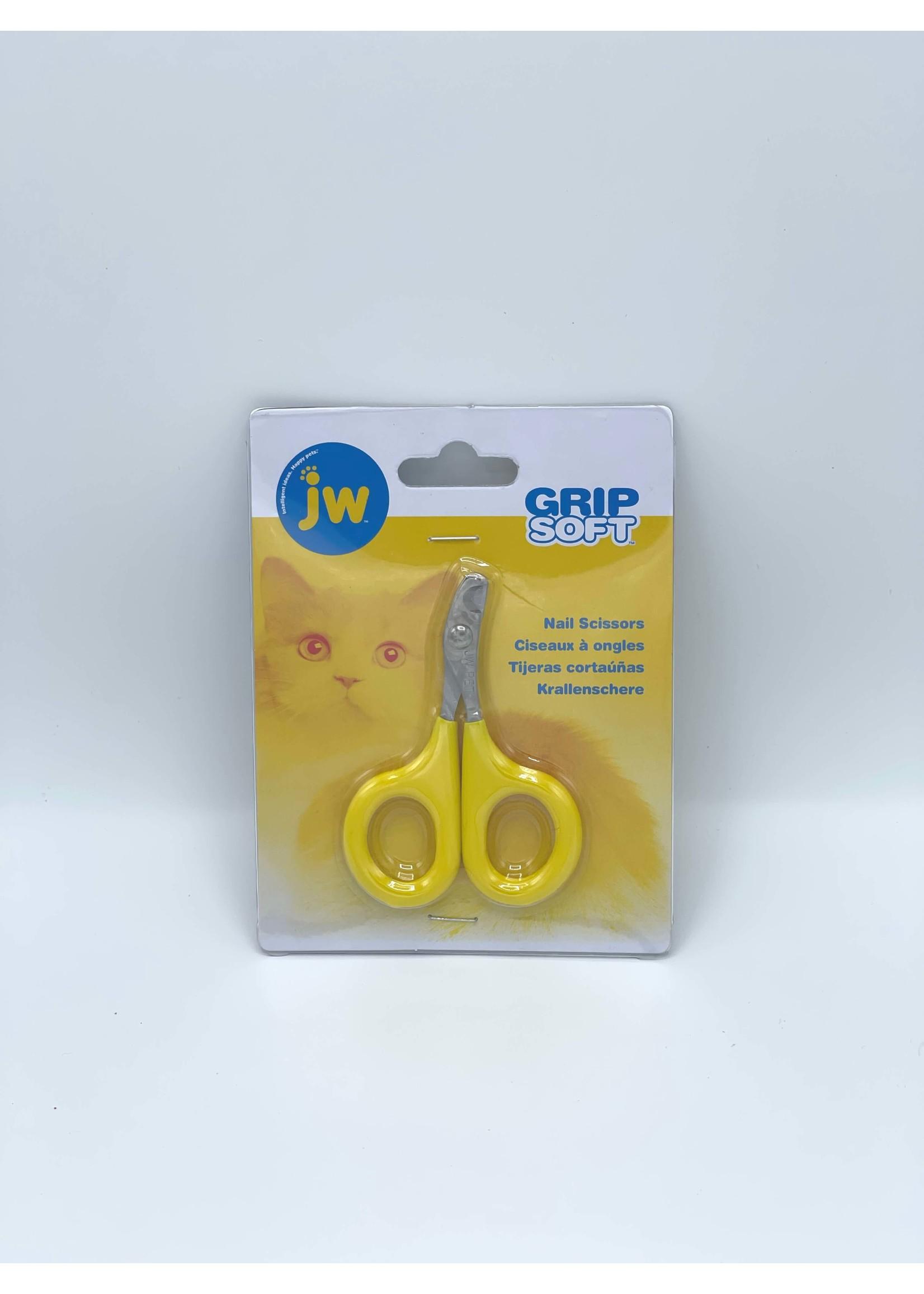 JW JW Grip Soft Cat Nail Clipper