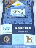 Nature's Logic Nature's Logic Distinction Sardine Recipe Dog Food 12lb Bag