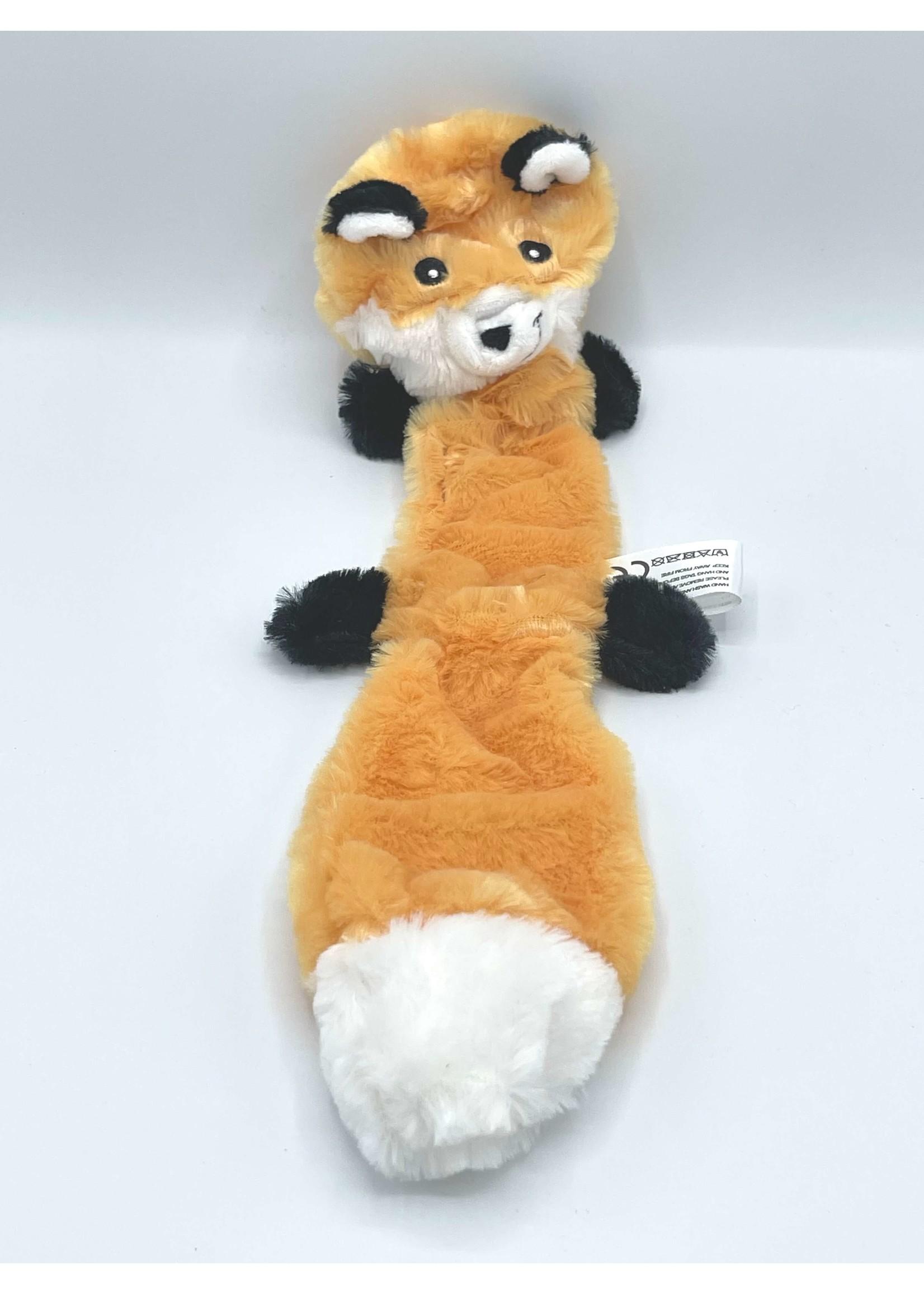No Stuff Dog Squeak Toy