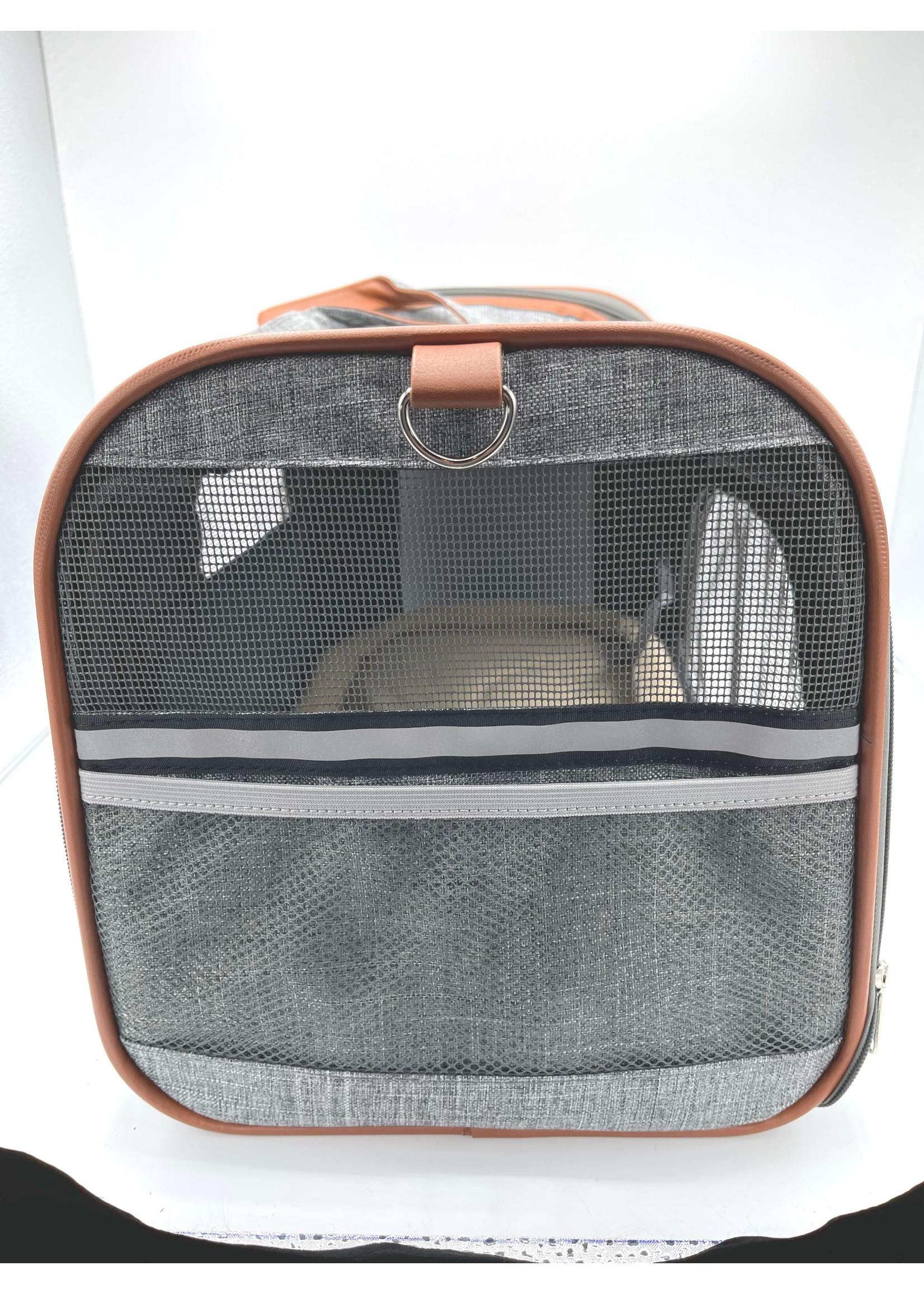 Pet Carrier Designer Look