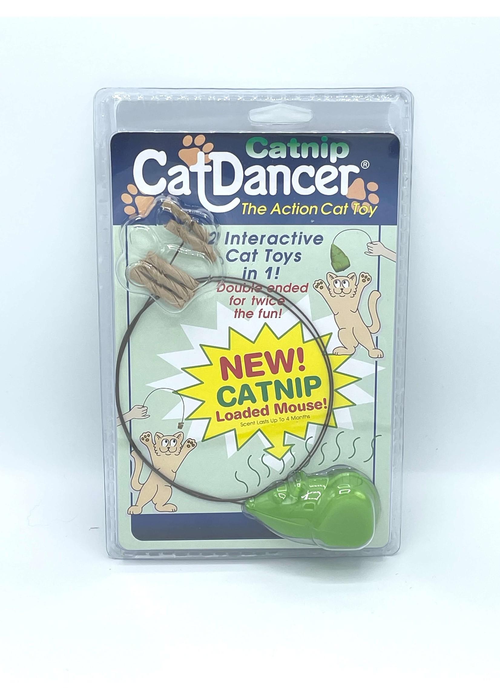 CatDancer Catnip Cat Dancer Interactive Cat Toy