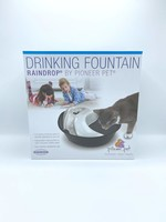 Pioneer Pet Products Raindrop Drinking Fountain for Pets 60 oz