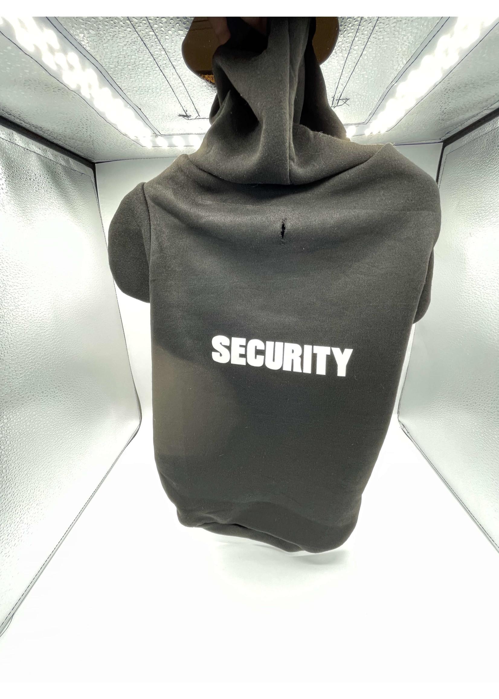 Toy Breed Security Hoodie