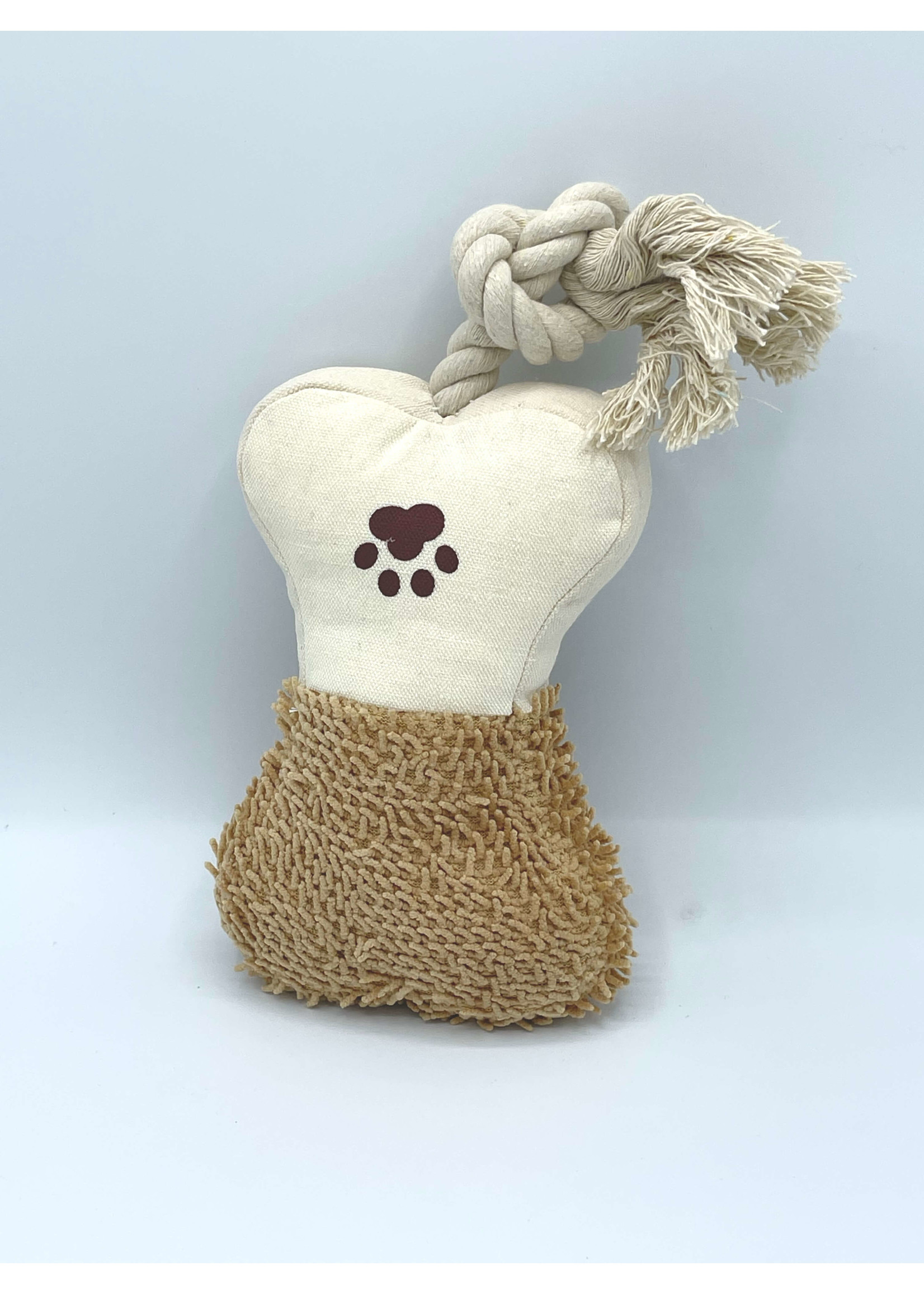 Bite Resistance Plush Rope Dog Toy