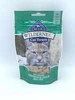 Blue Buffalo Blue Wilderness GF Chicken & Duck Soft-Moist Cat Treats