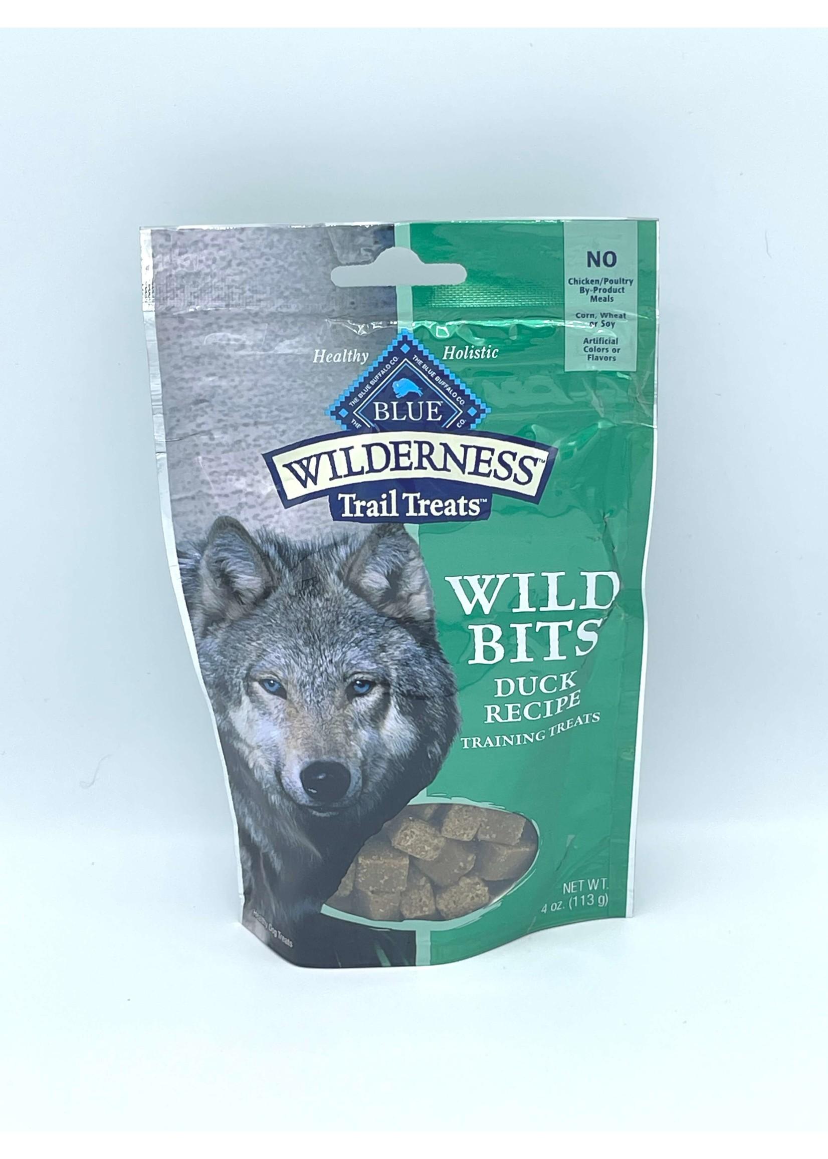 Blue Buffalo Blue Wilderness Trail Treats Wild Bits