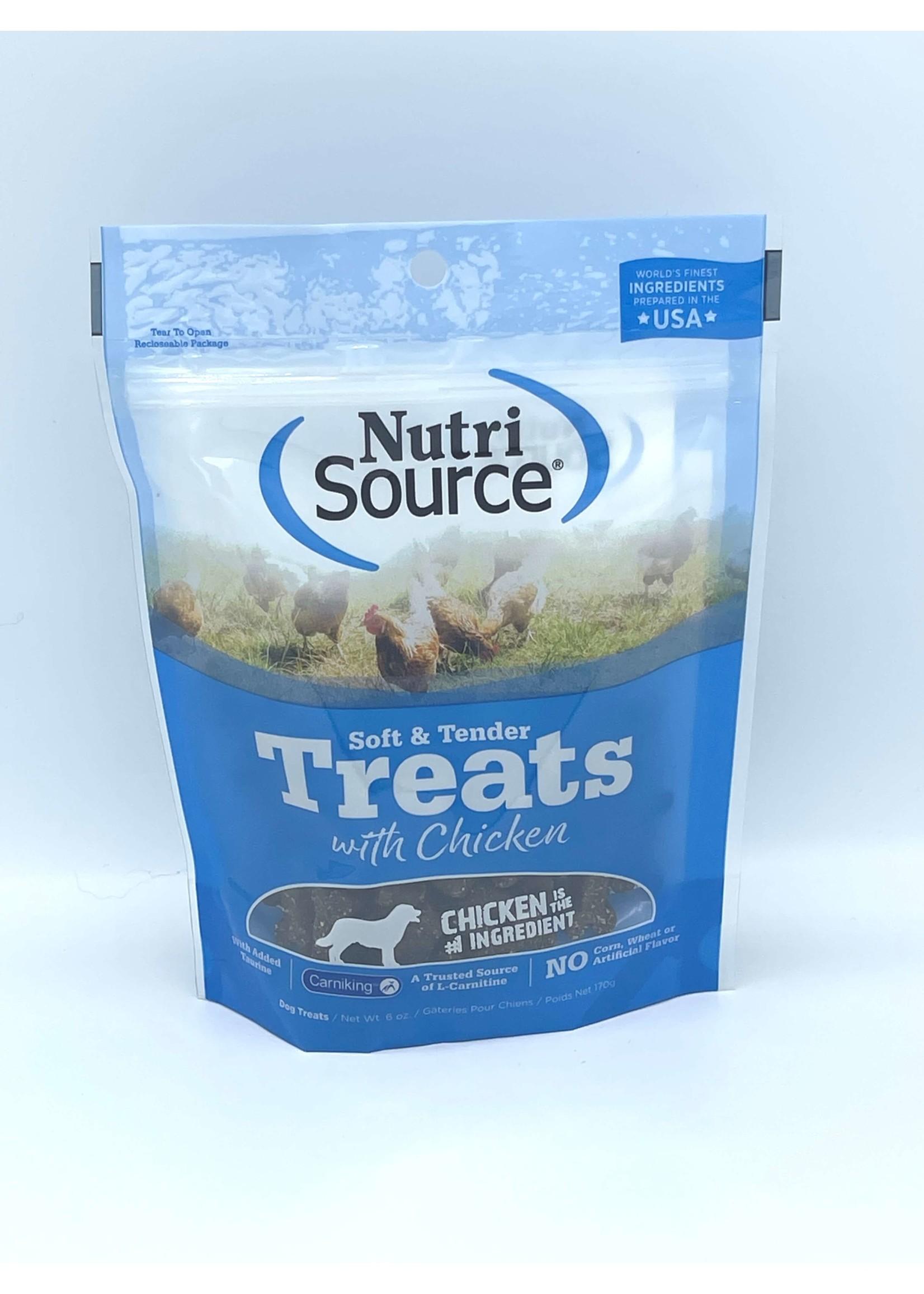 NutriSource NutriSource Soft & Tender Dog Treats