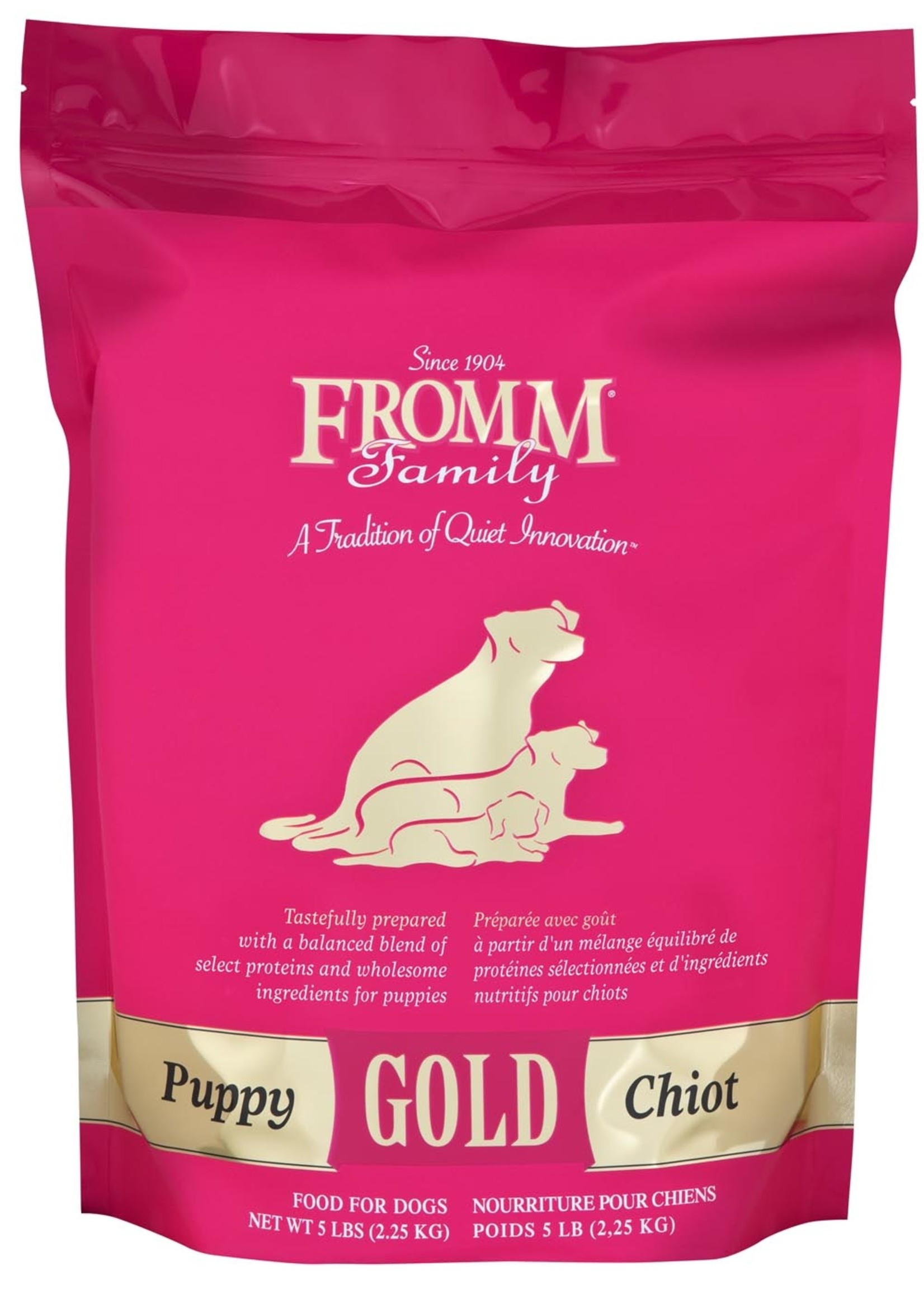 Fromm Fromm 5lb Puppy Gold