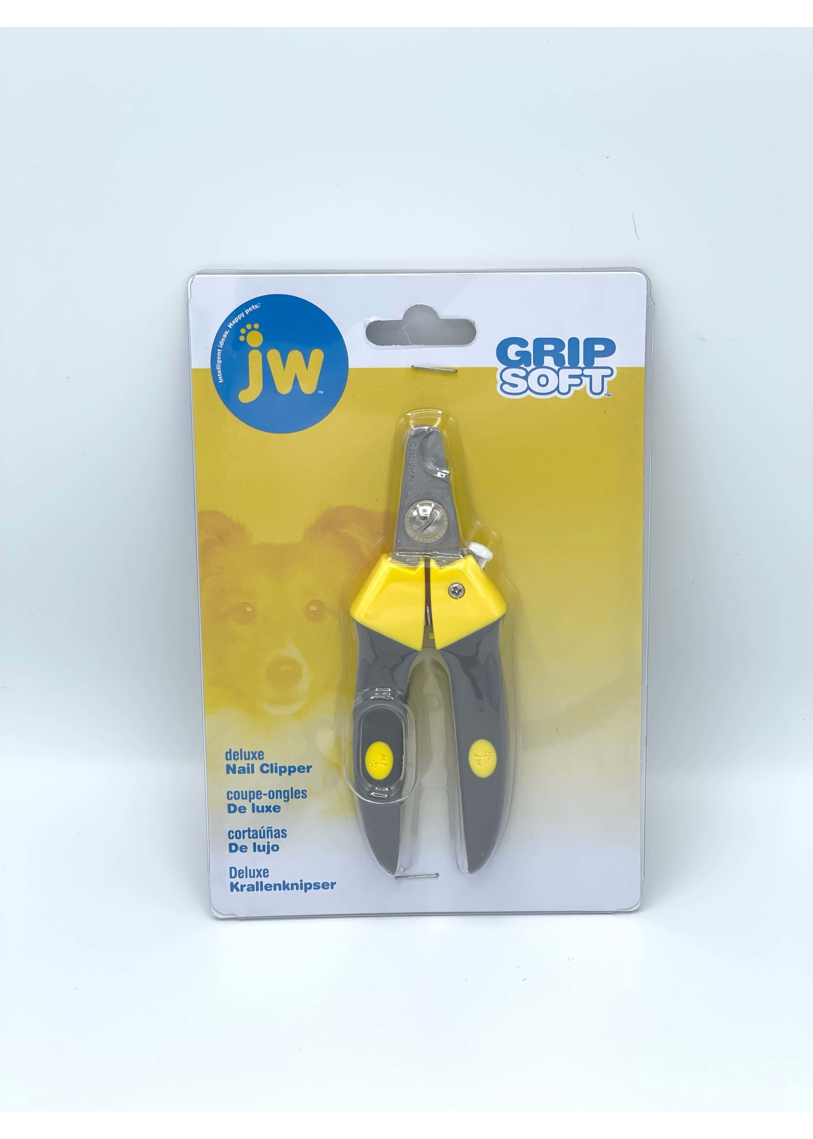 JW JW GripSoft Dog Nail Clipper