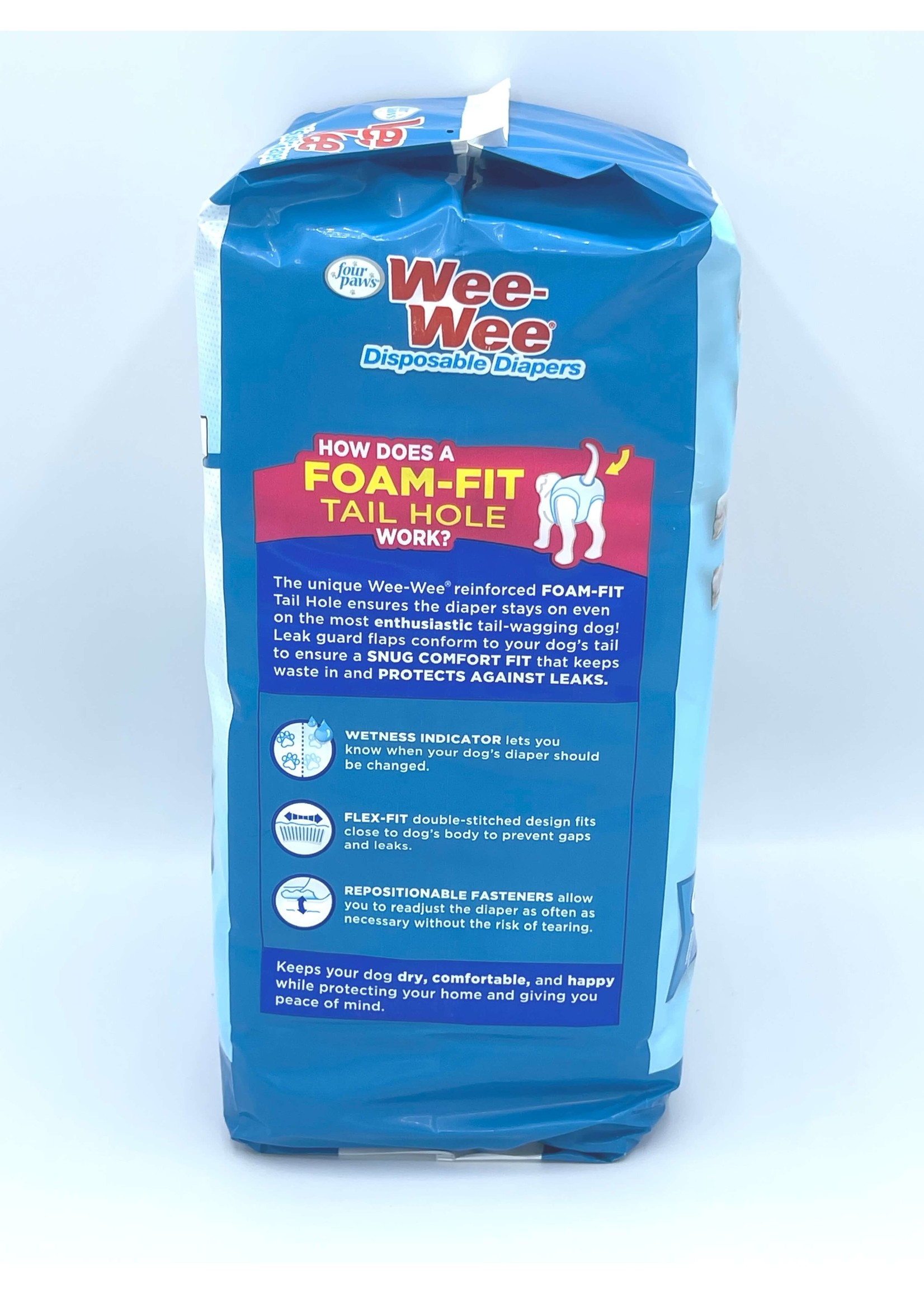 Four Paws Wee-Wee Disposable Dog Diapers