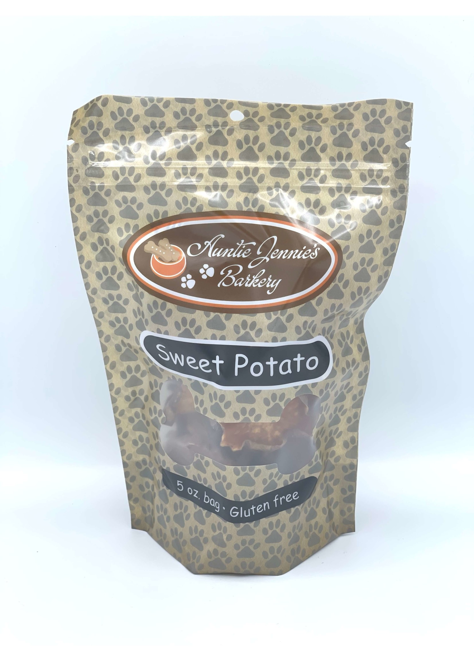 Aunt Jennie's Barkery Sweet Potato Flavor