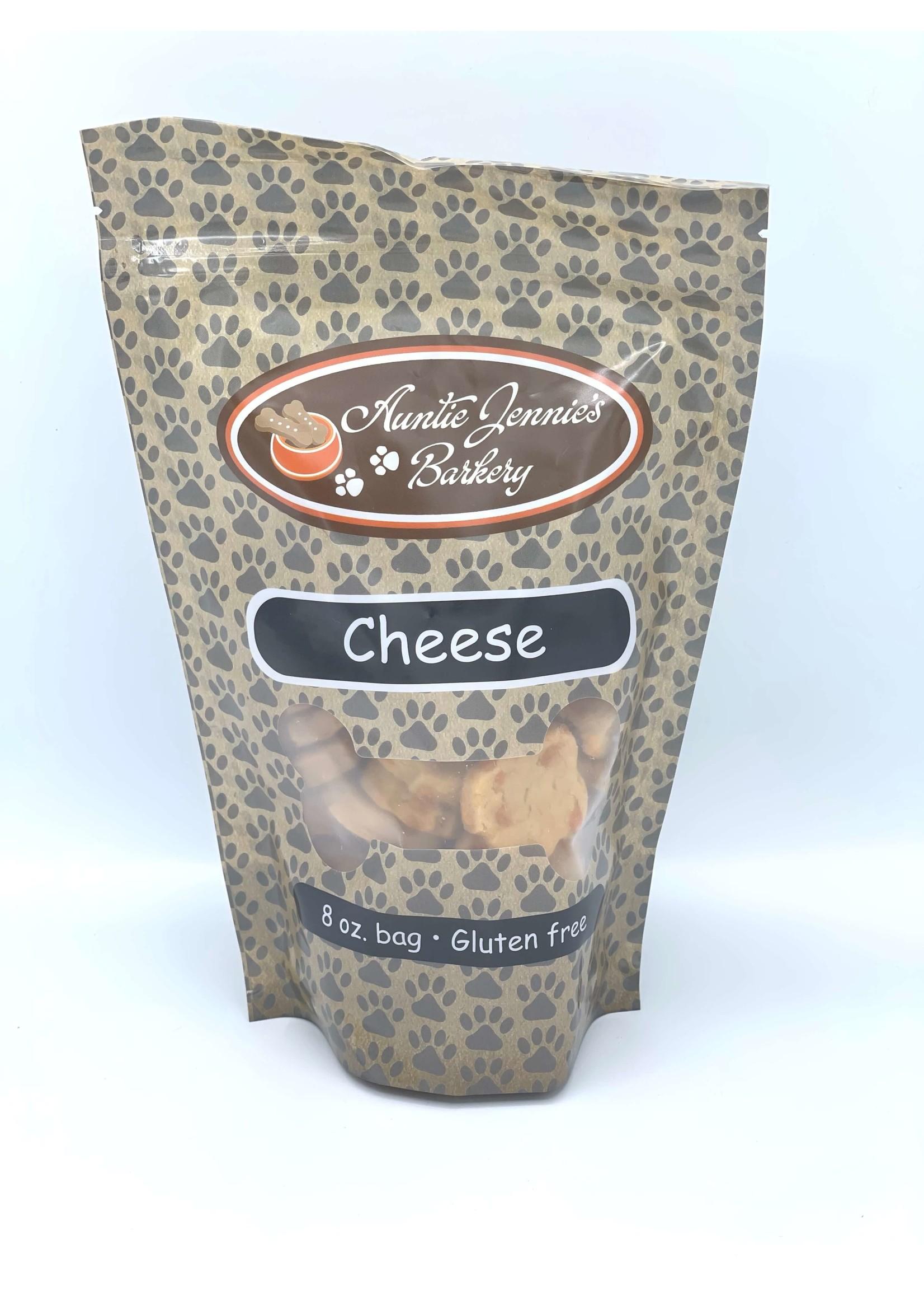 Aunt Jennie's Barkery Cheese Flavor