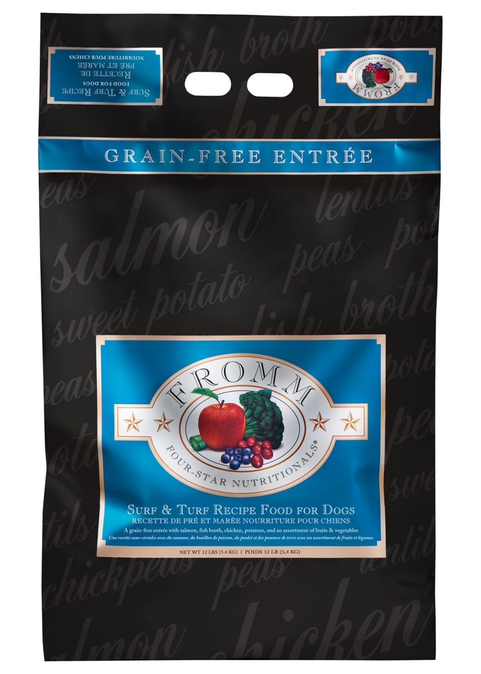 Fromm Fromm Surf & Turf Dog Food