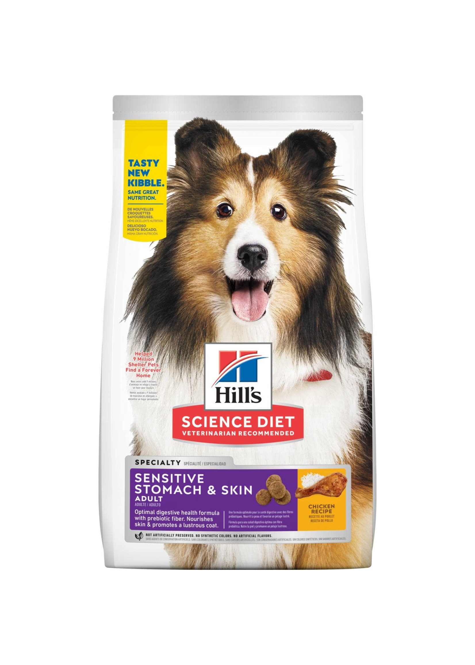 Hill's Science Diet Hill's Science Diet Sensitive Stomach & Skin Dry Dog Food
