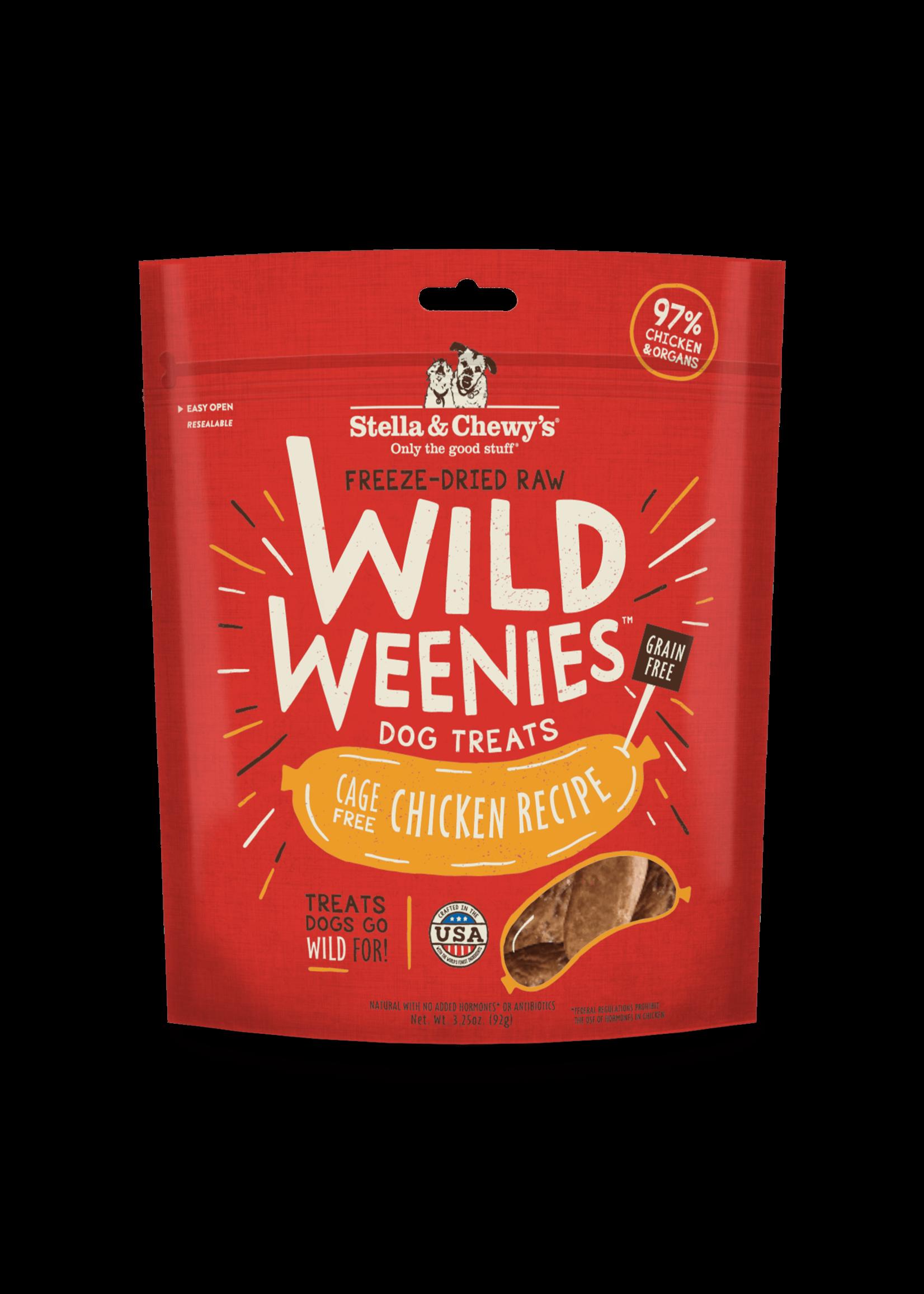Stella & Chewy's Stella & Chewy's Wild Weenies Chicken