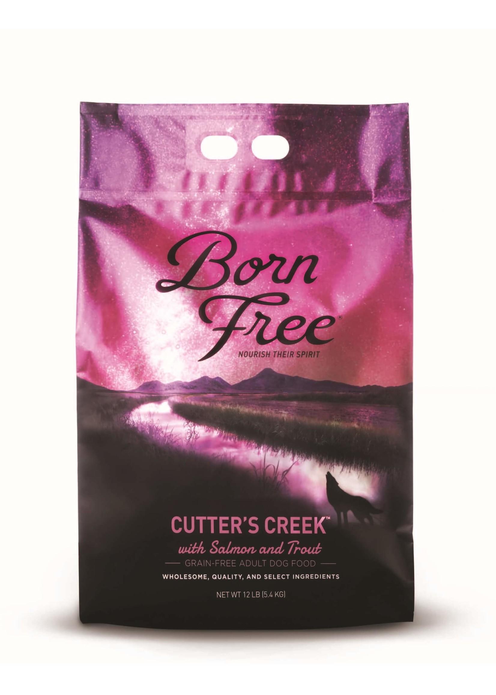 Born Free Born Free Dog Food Cutter's Creek