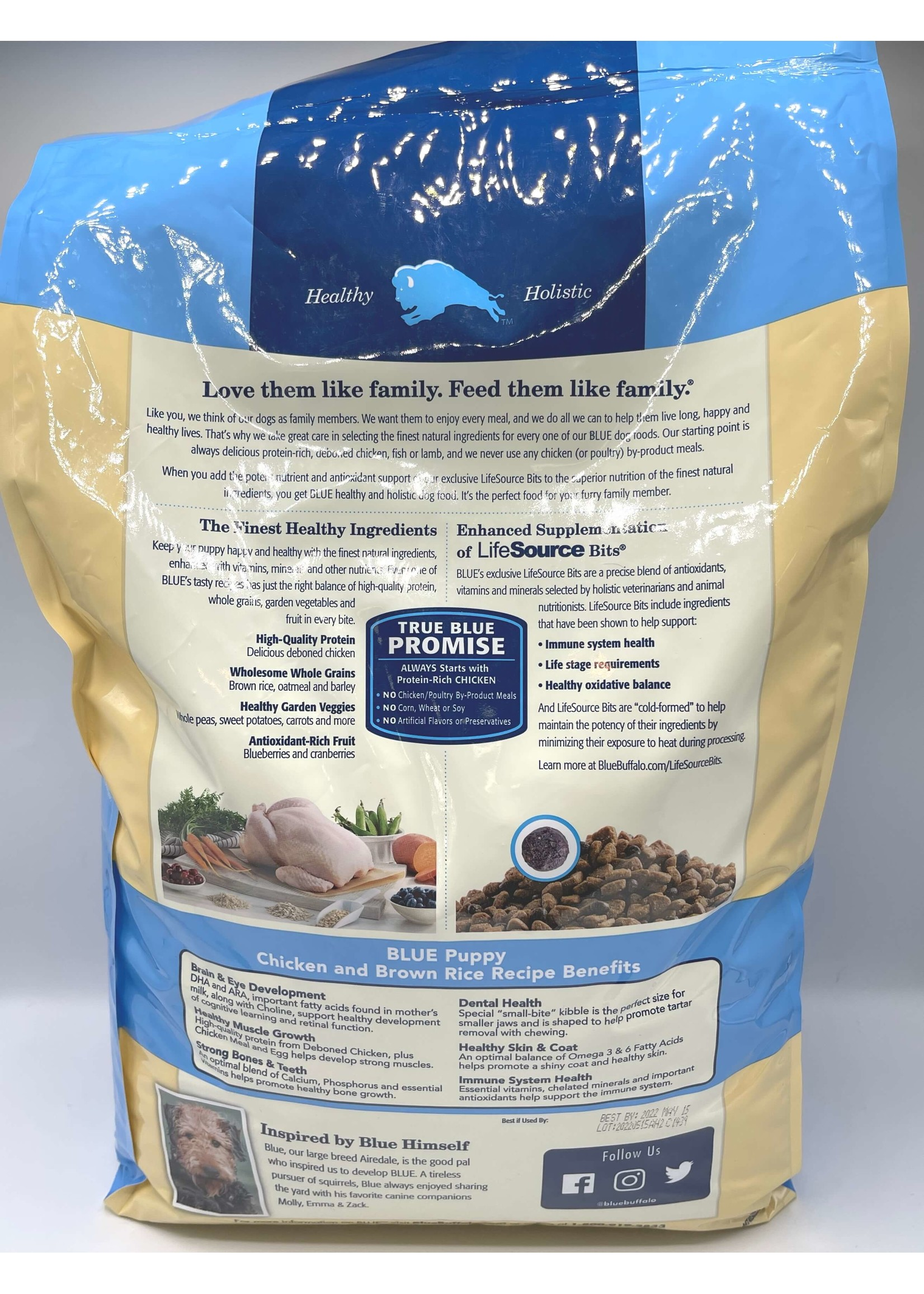 Blue Buffalo Blue Buffalo Puppy Dog Food