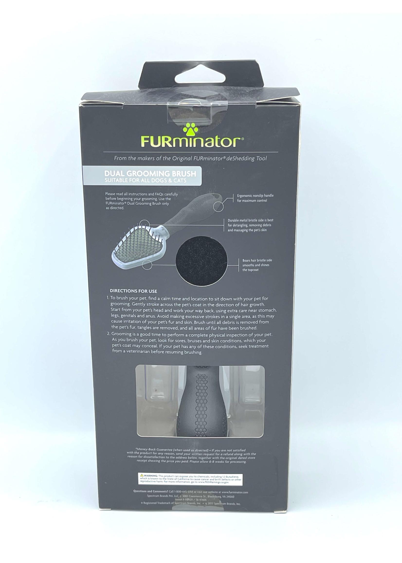 Furminator Furminator Dual Grooming Brush