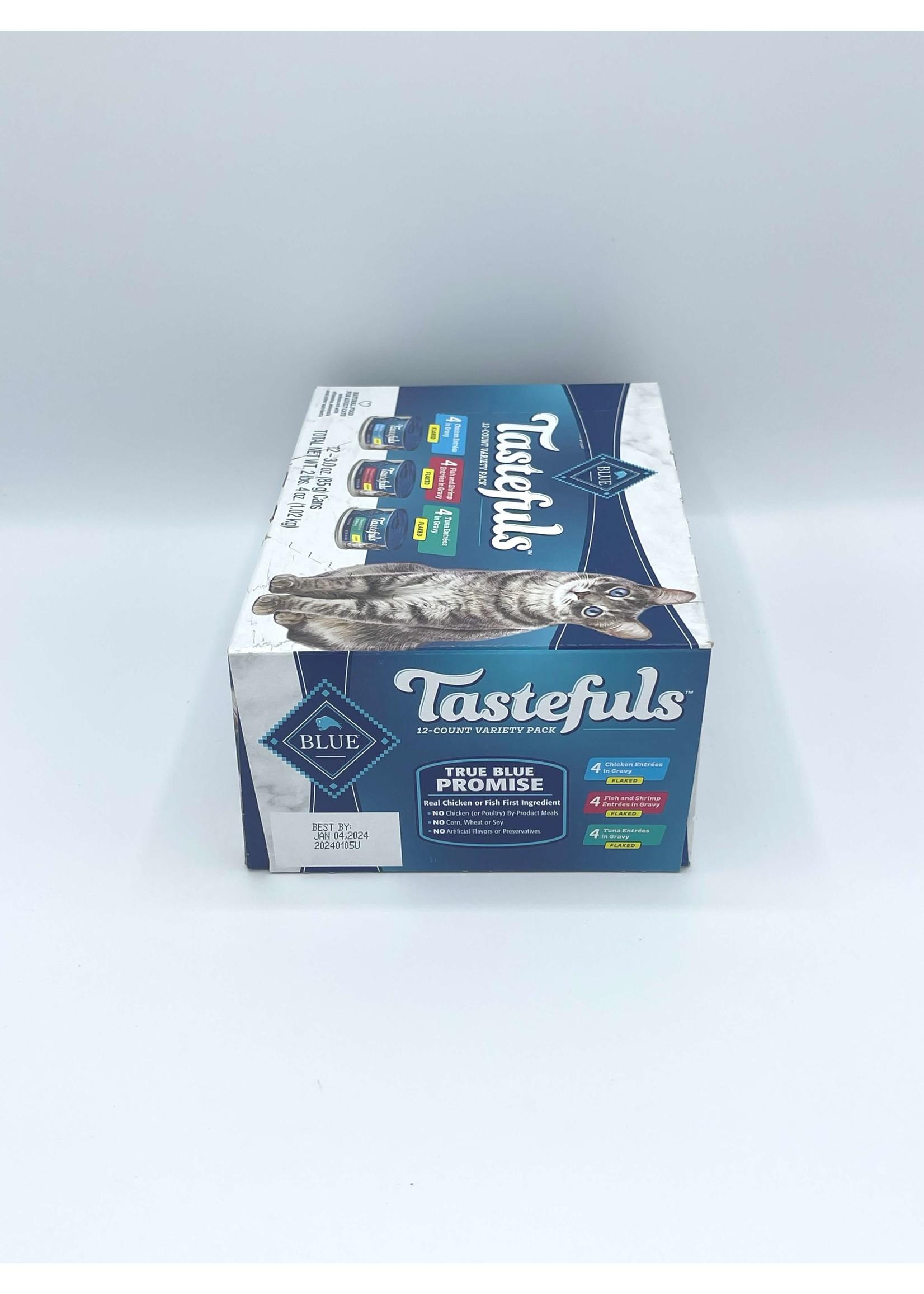 Blue Buffalo Blue Buffalo Tastefuls Variety Pack Cat Food