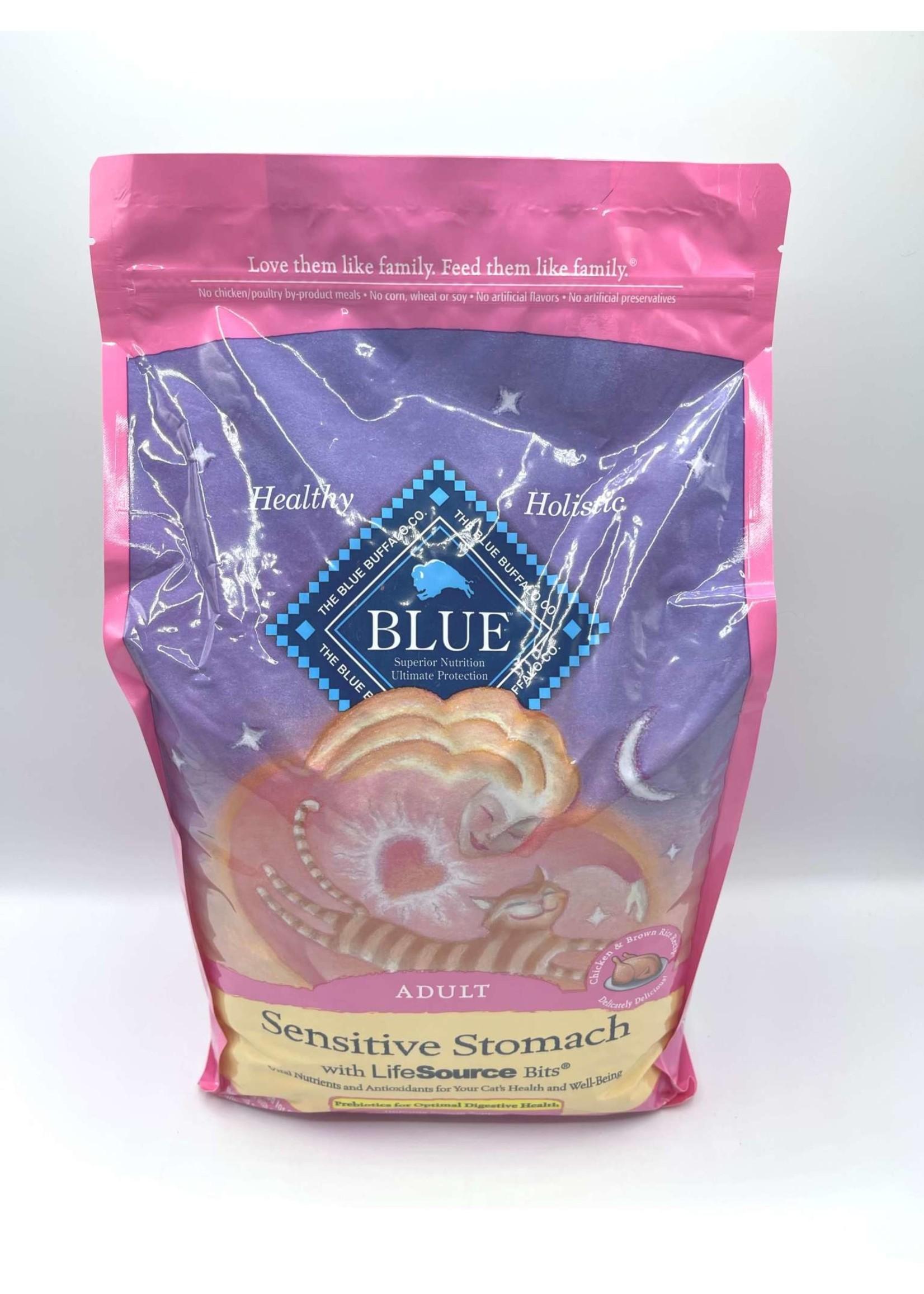 Blue Buffalo Blue Buffalo Sensitive Stomach Cat Food