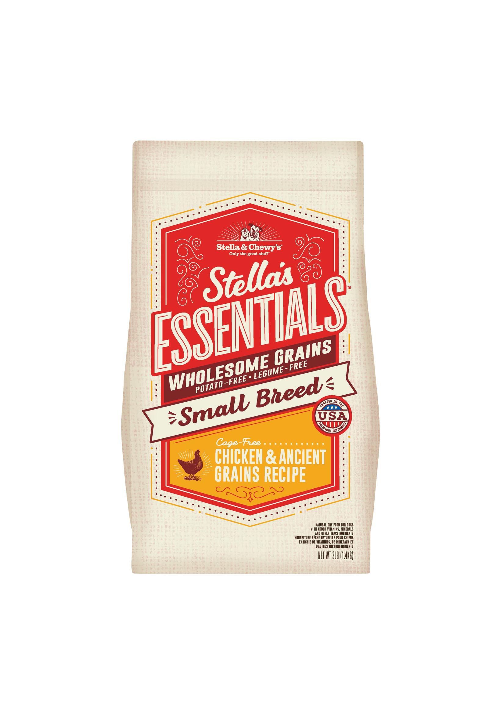 Stella & Chewy's Stella's Essentials Small Breed Chicken & Ancient Grains