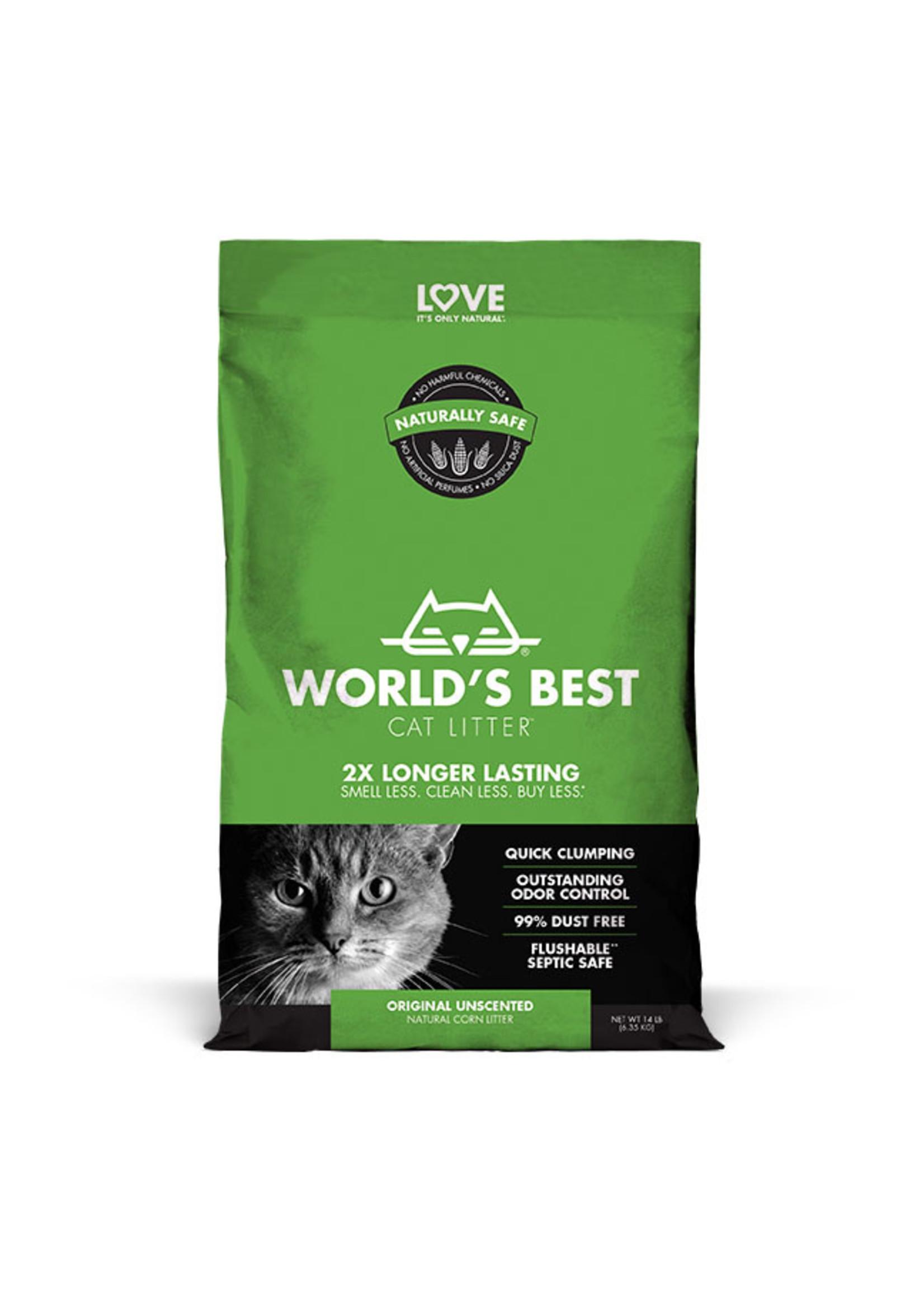 World's Best Cat Litter World's Best Cat Litter Original Unscented