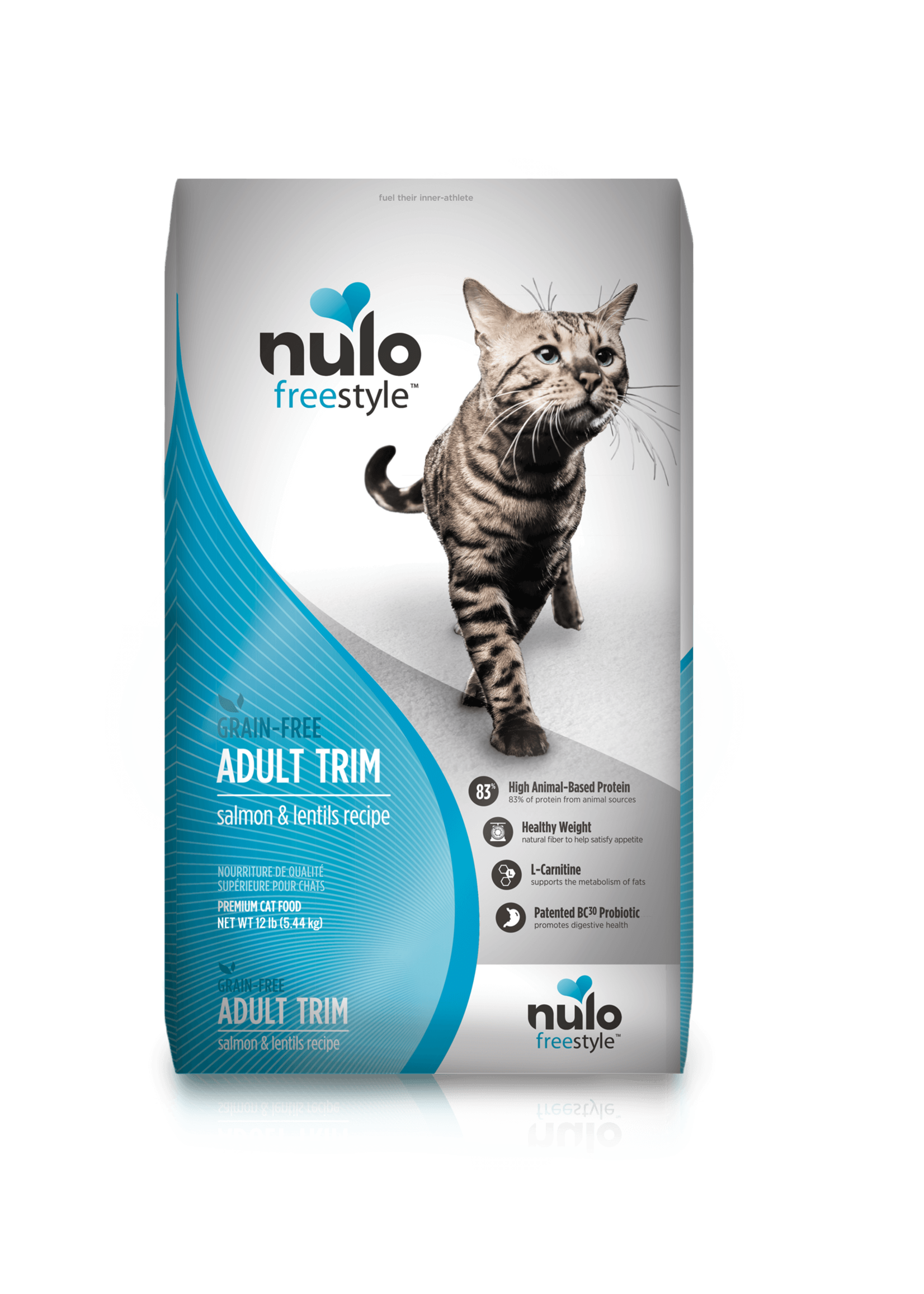 Nulo Nulo FreeStyle Adult Trim Cat Food