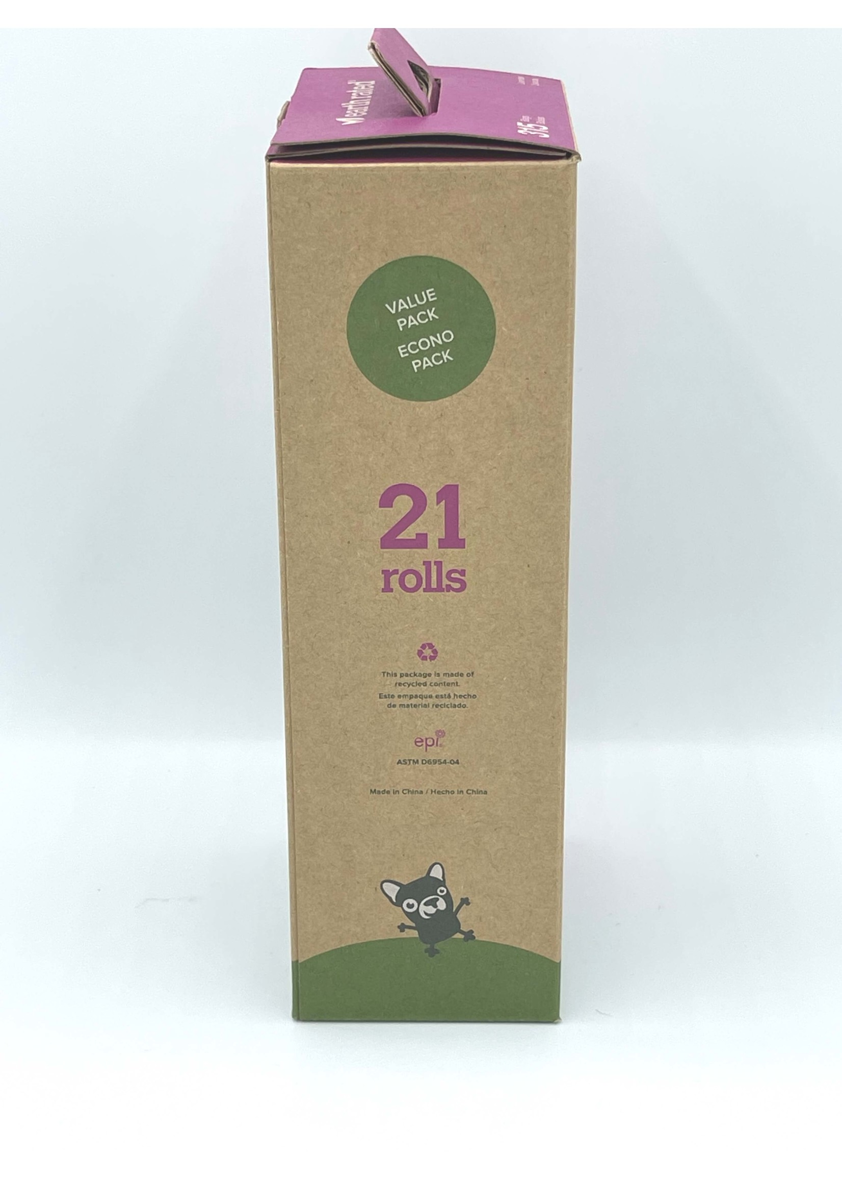 Earth Rated Scented Bulk 315 Poop Bags (21 roll)