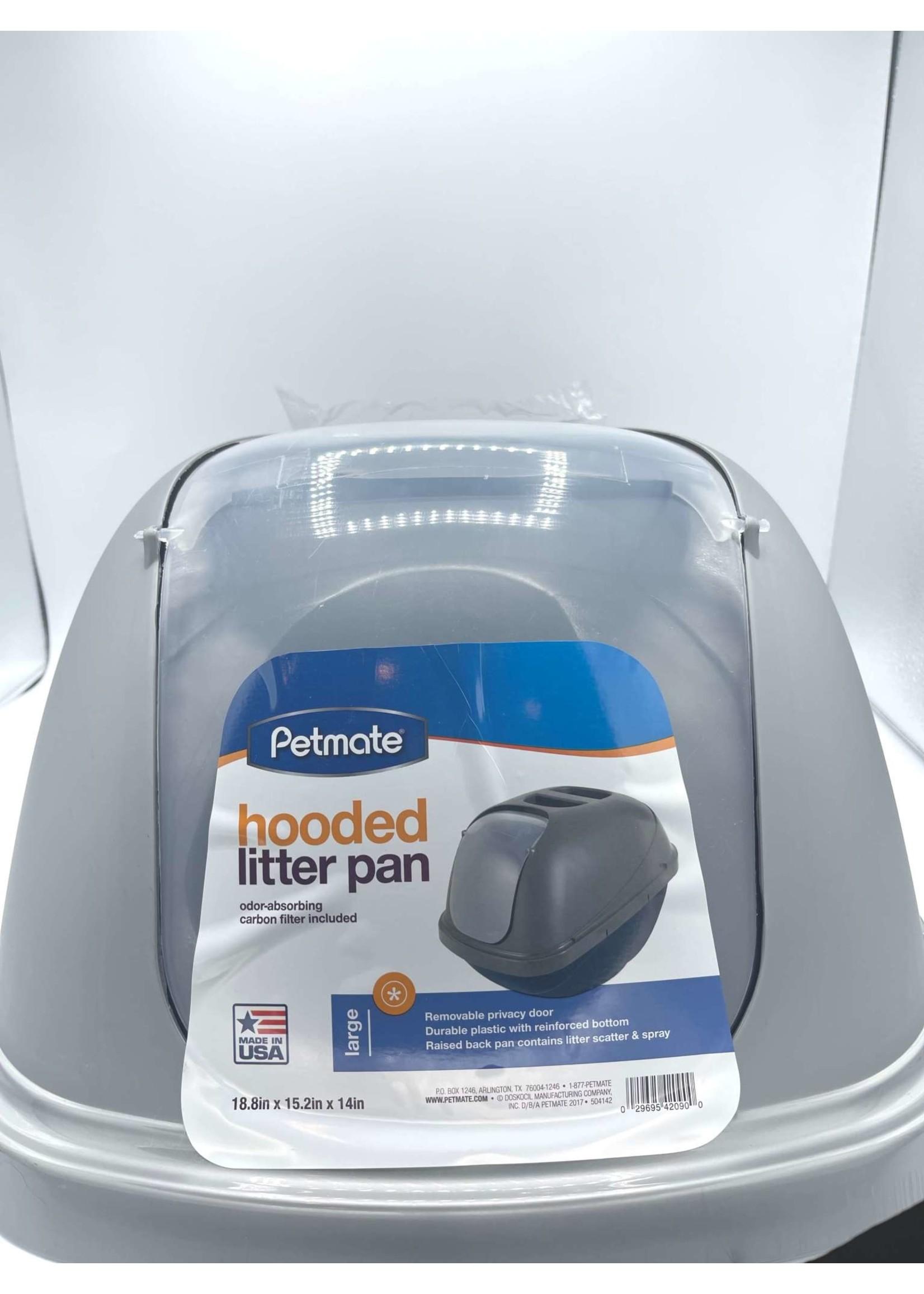 Petmate Petmate Cat Base Hooded Litter Pan