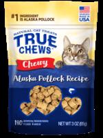 True Chews True Chews Chewy Alaska Pollock Cat Treats