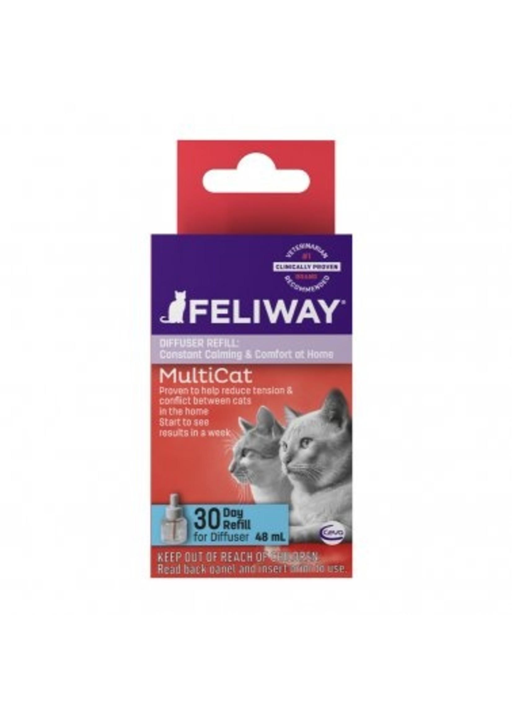 Feliway Feliway MultiCat Diffuser Refill