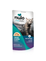 Nulo Nulo FreeStyle Chicken & Salmon in Broth