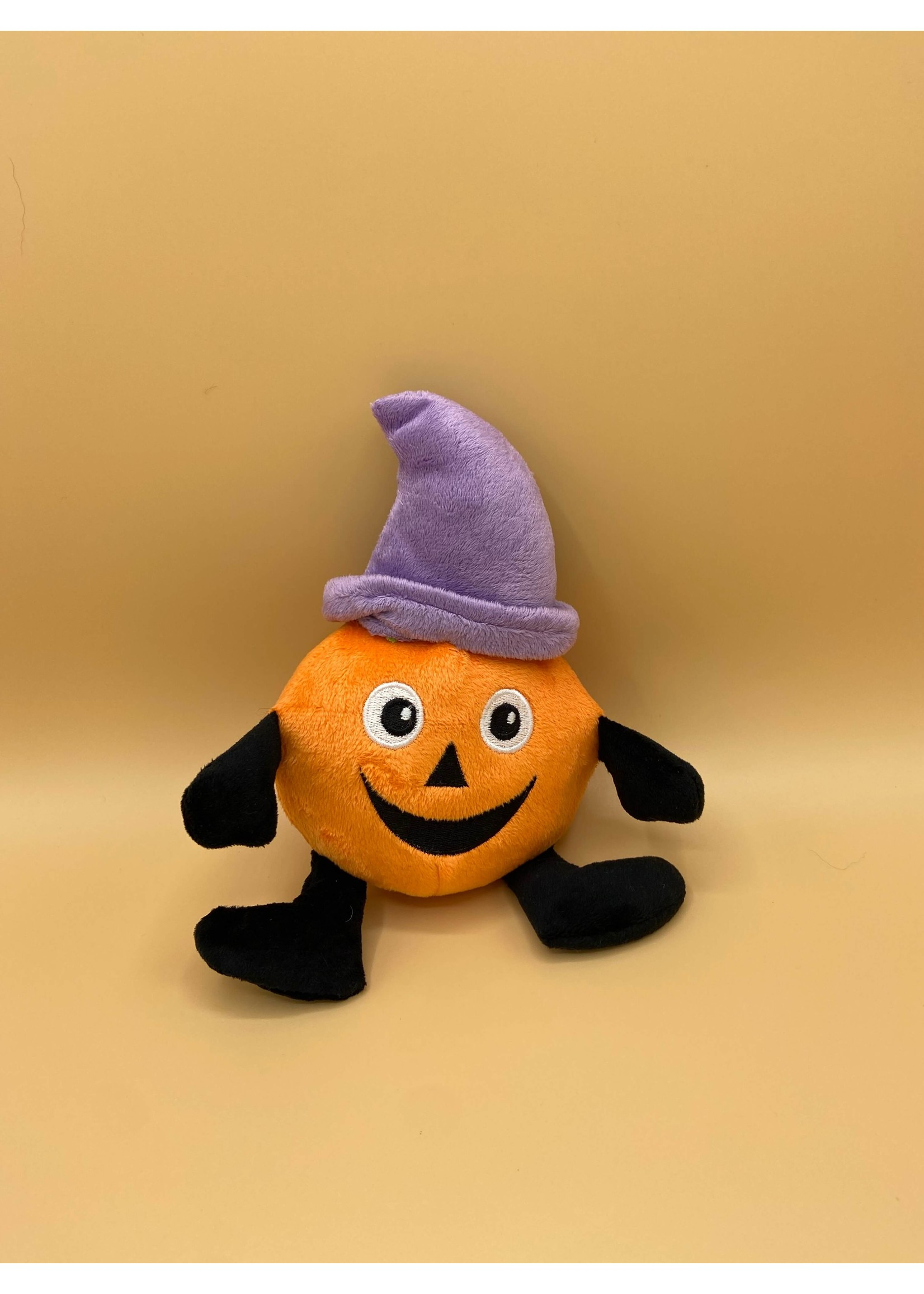 Plush Pumpkin Toy