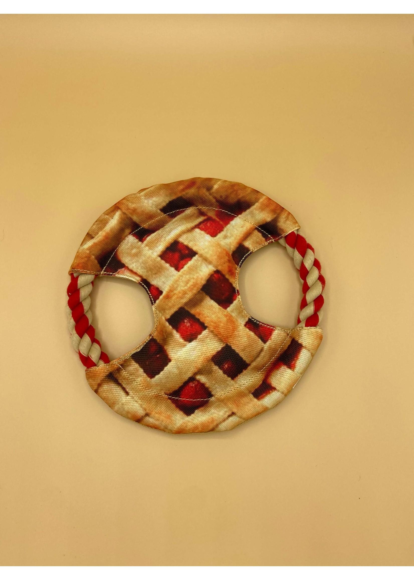 Pie Rope Toy