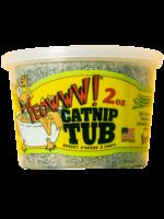 Ducky World Yeowww! 2oz Catnip Tub